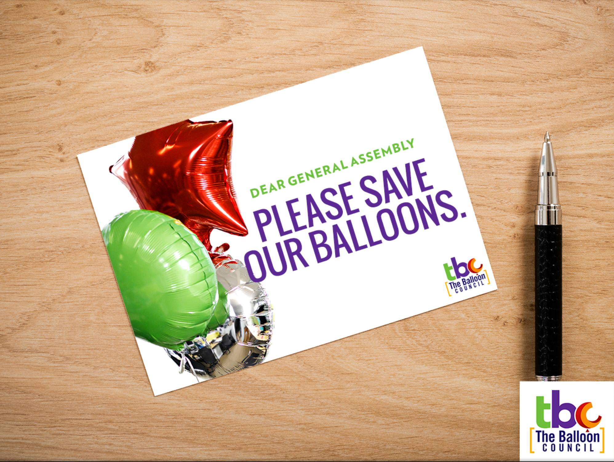 The Balloon Council - Please Save Our Balloons