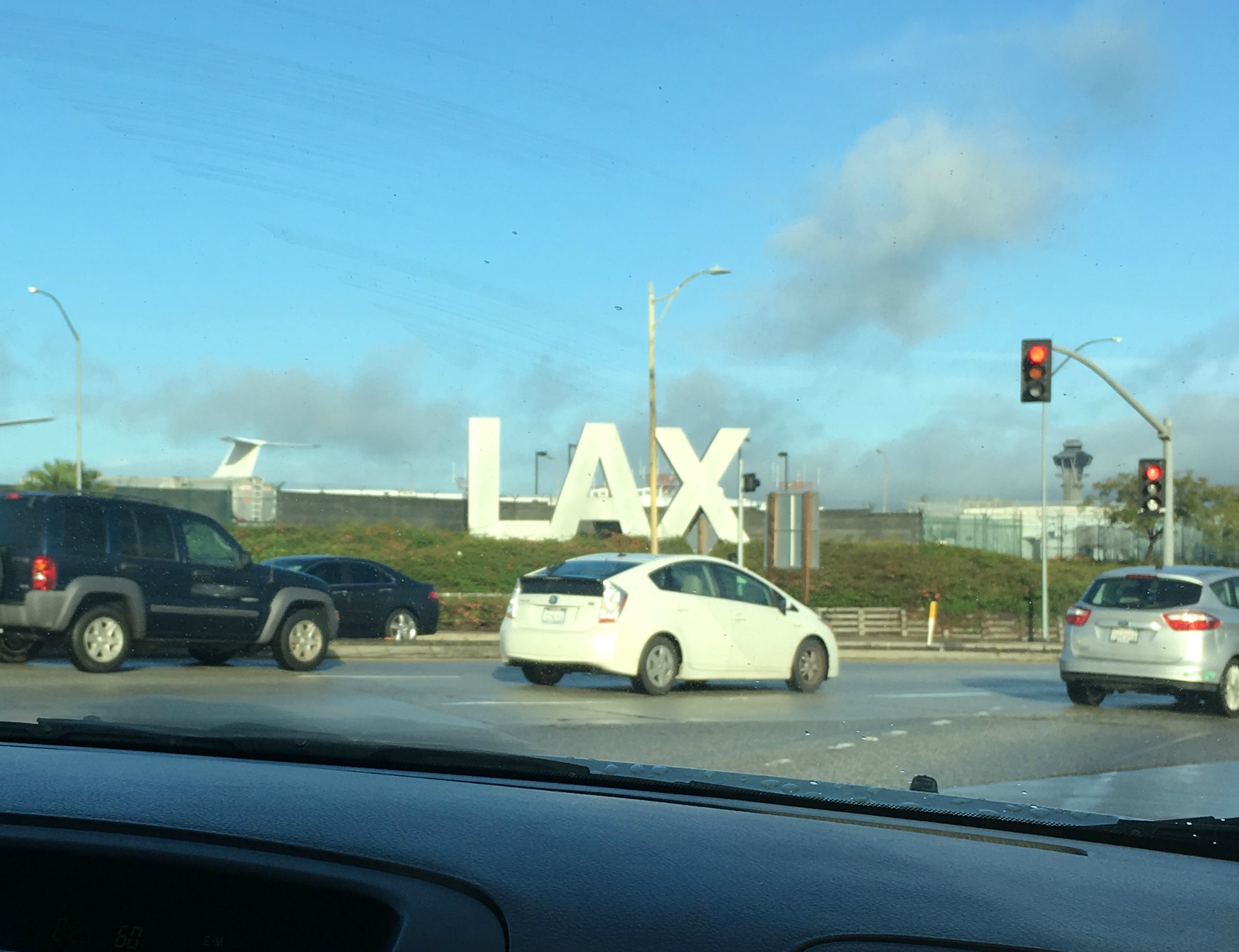 Welcome to LAX