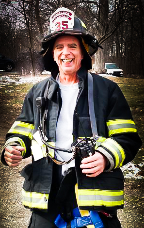 "Kenneth ""Kenny"" Schirmer                 35-2 Assistant Chief"