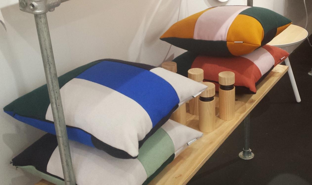 ©Detail Movement - The 'Nine'cushions