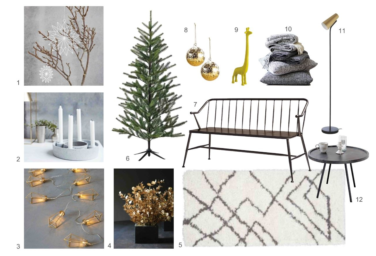 Get the look Minimal Christmas _©Detail Movement 2