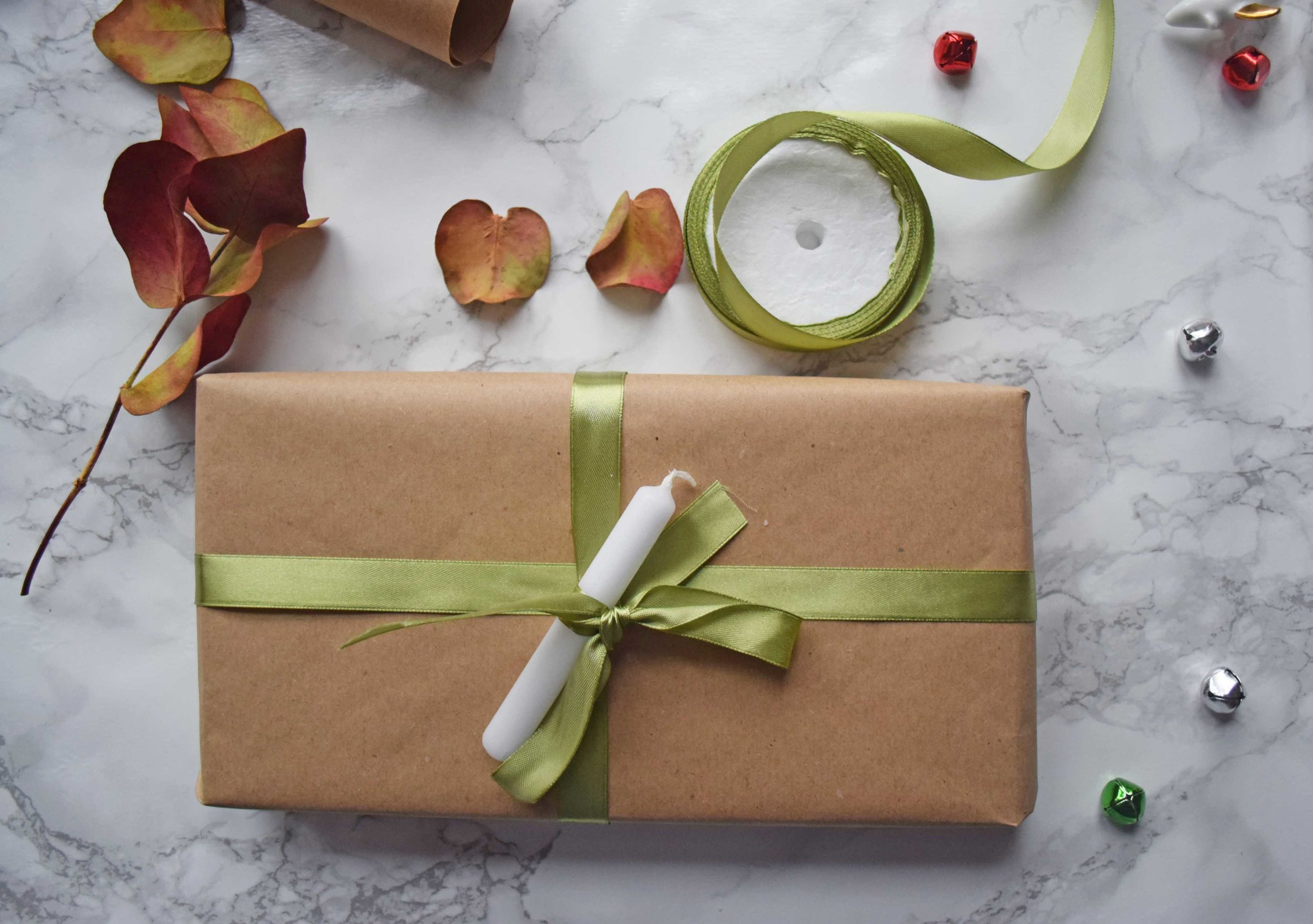 3 ways to gift wrap your presents this Christmas - ©Detail Movement 7