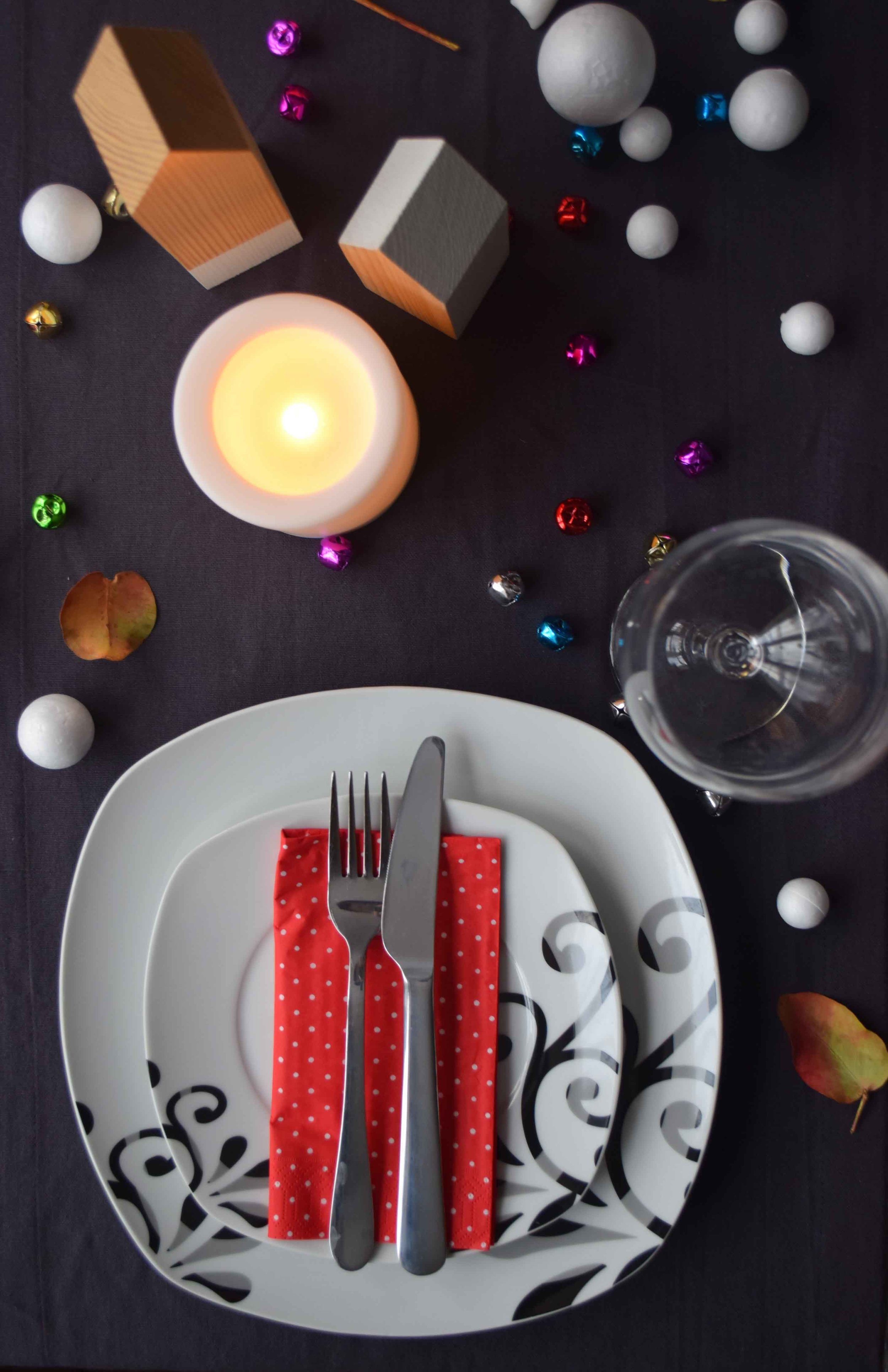 Christmas Dinner For Two - ©Detail Movement