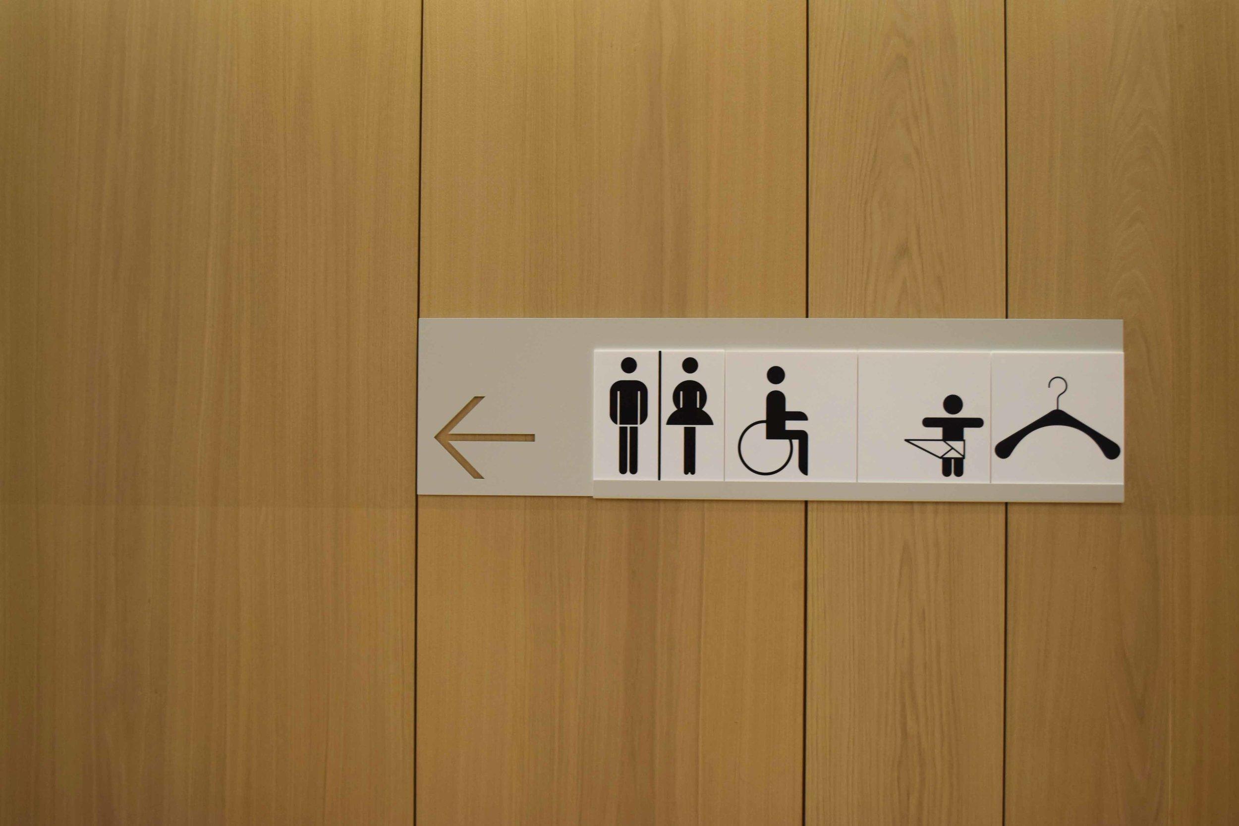 Design Museum signs - ©Detail Movement
