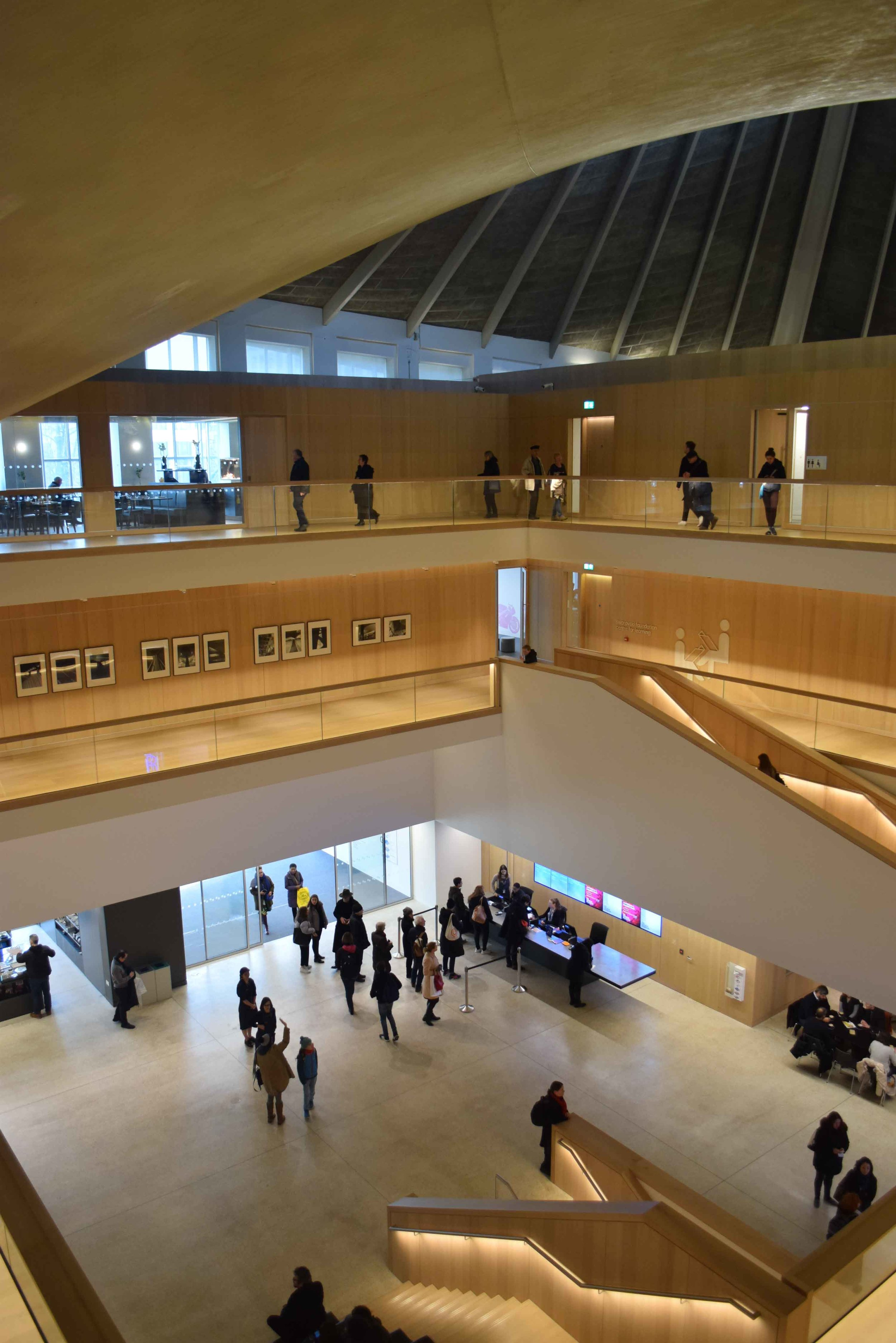 Design Museum 2nd floor - ©Detail Movement