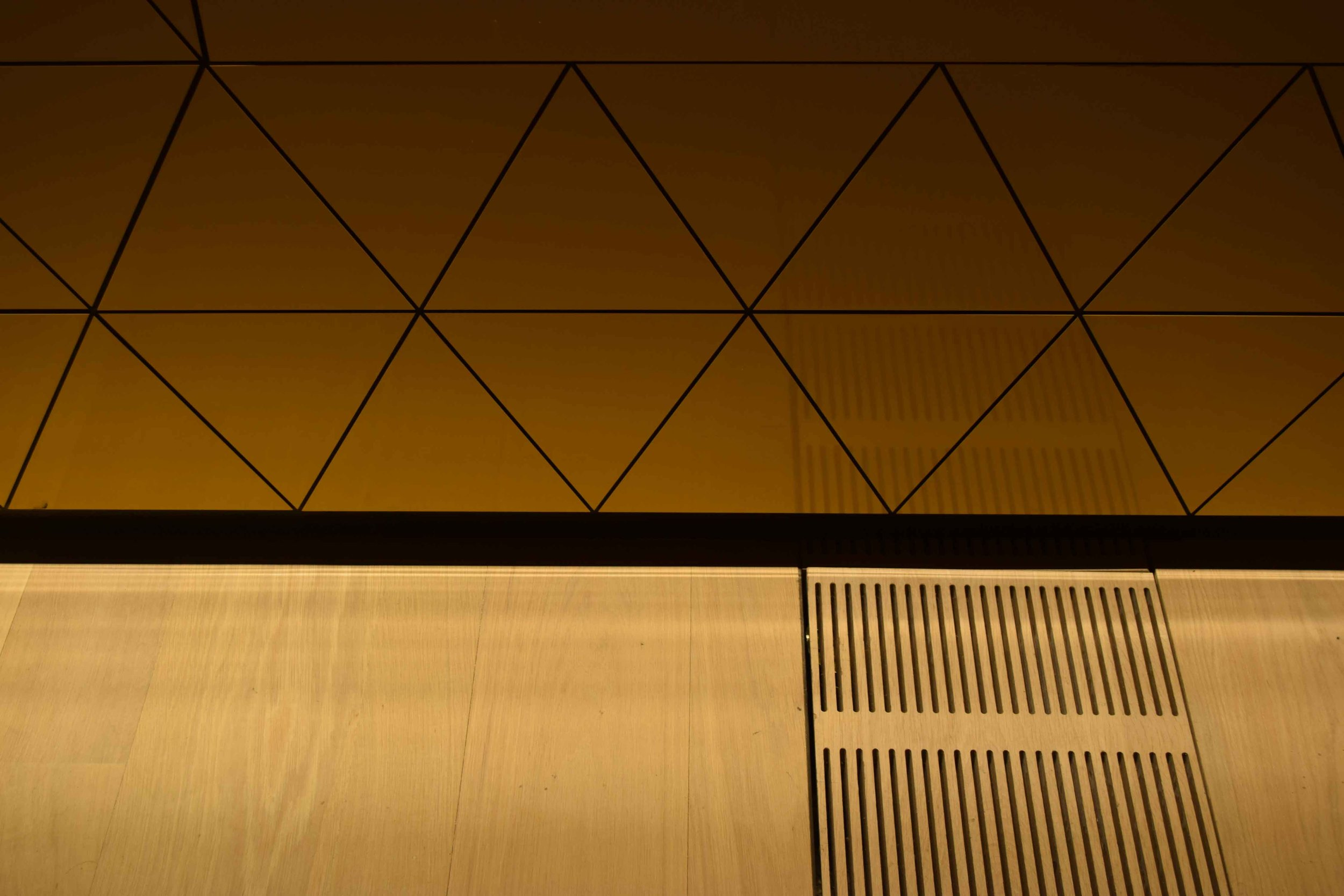 Design Museum exhibition floor detail - ©Detail Movement