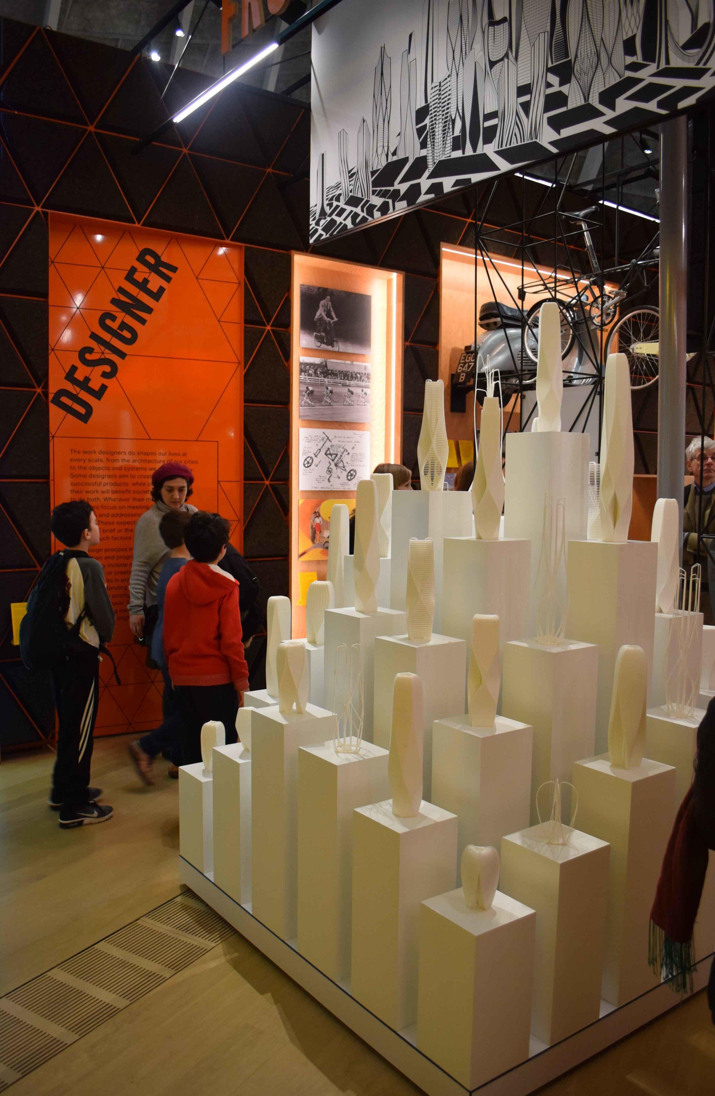 Design Museum exhibition 2 - ©Detail Movement