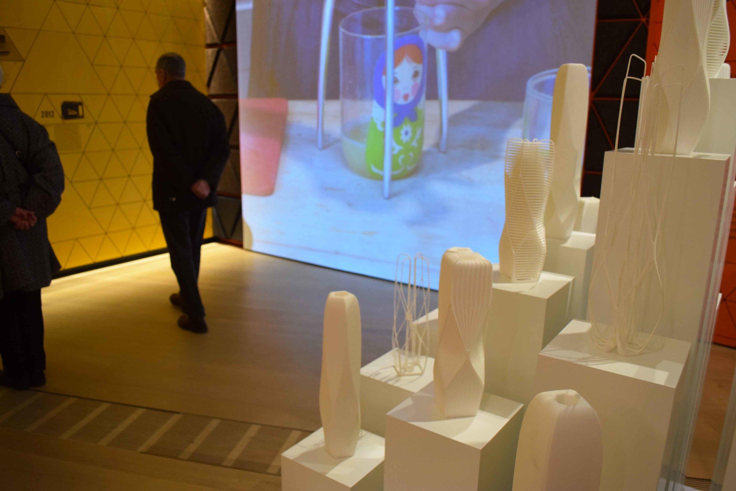 Design Museum exhibition entry 3 - ©Detail Movement