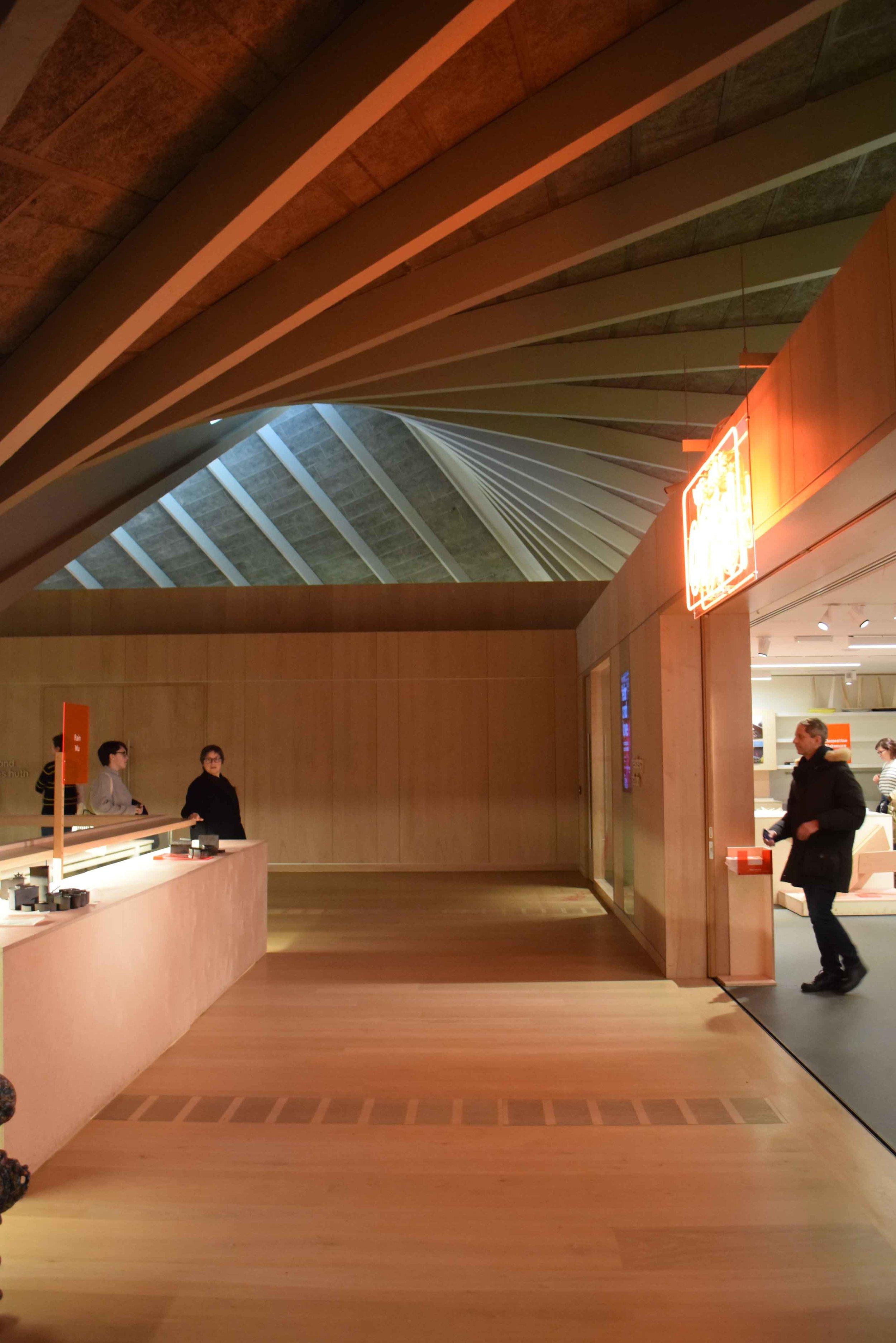 Design Museum roof detail - ©Detail Movement