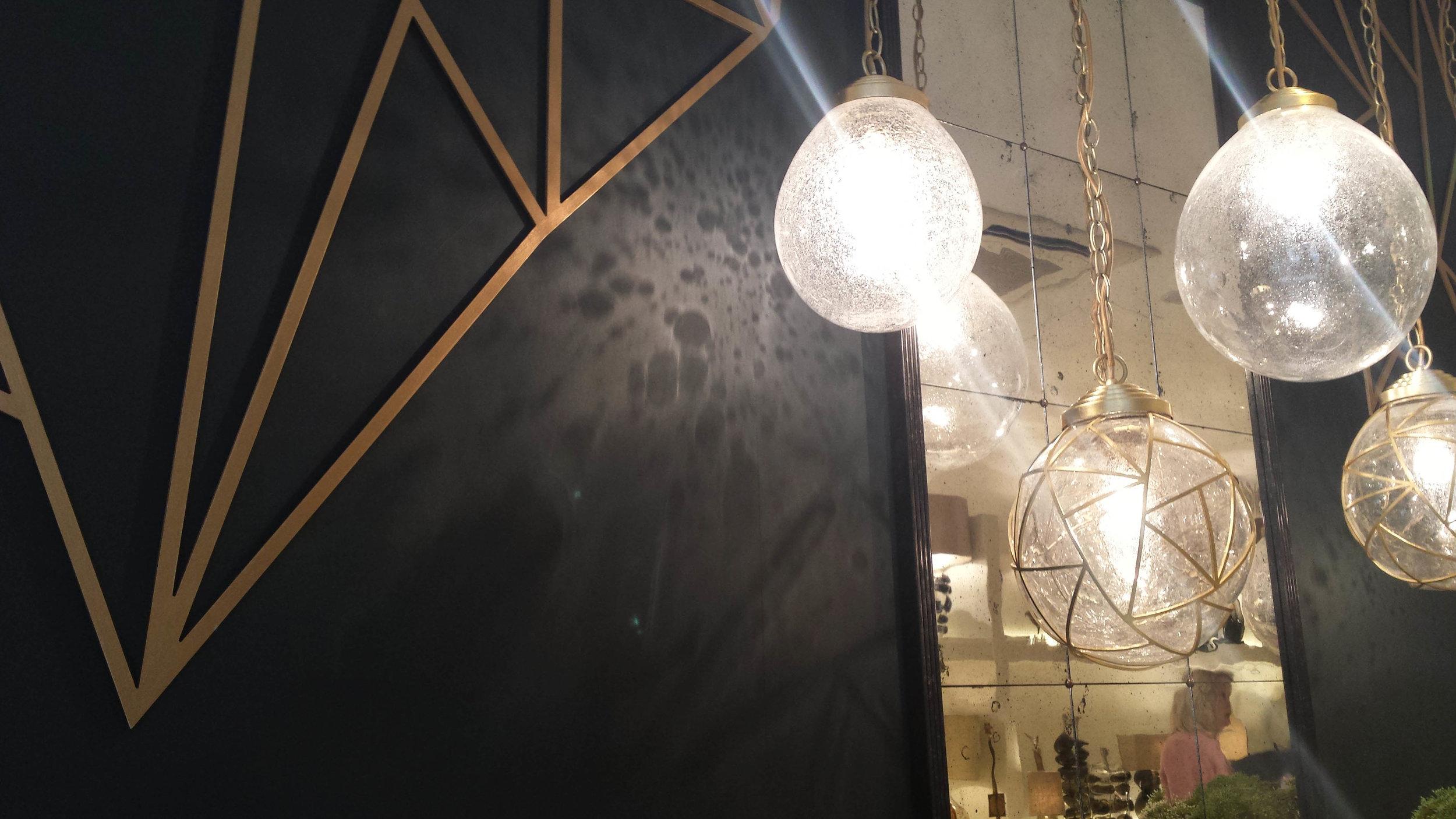 Lighting fixtures from Porta Romana - ©Detail Movement