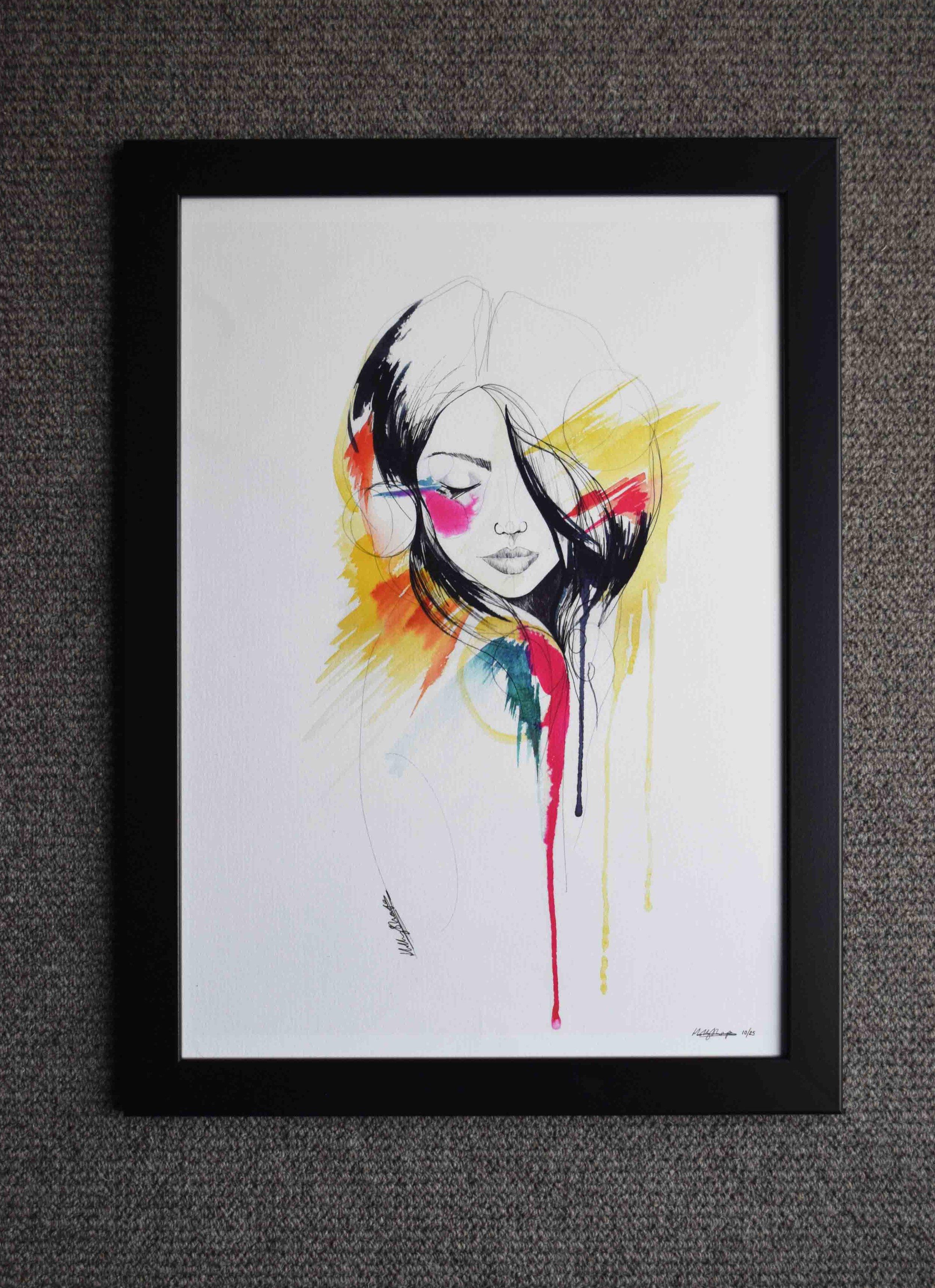 Holly Sharpe Art - ©Detail Movement