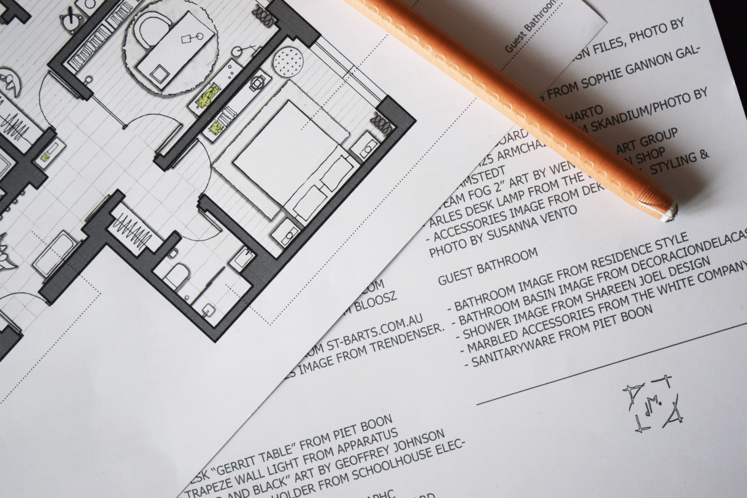 5 Mistakes to avoid when re-designing your home - ©Detail Movement