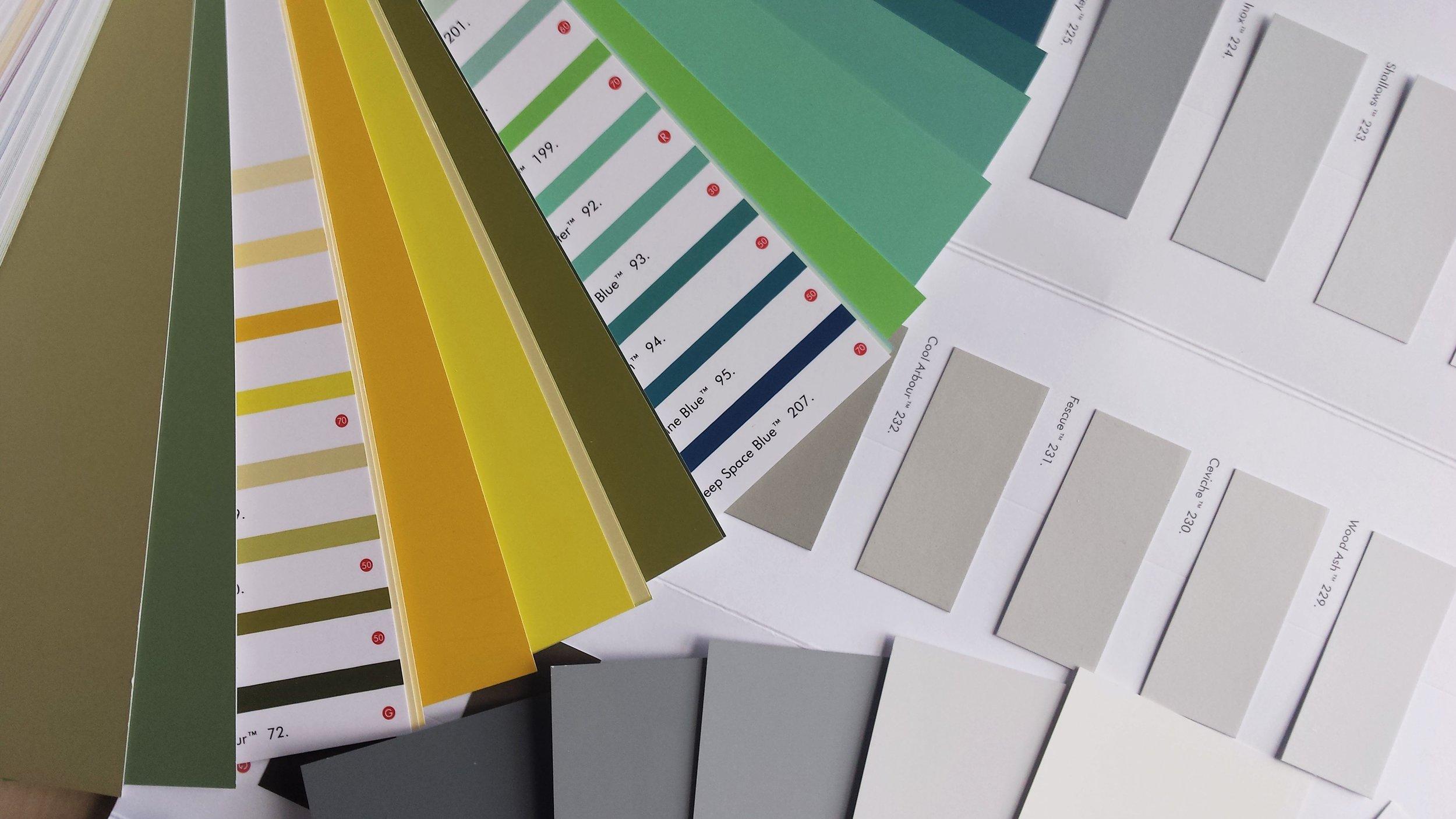 Colour palette_©Detail Movement