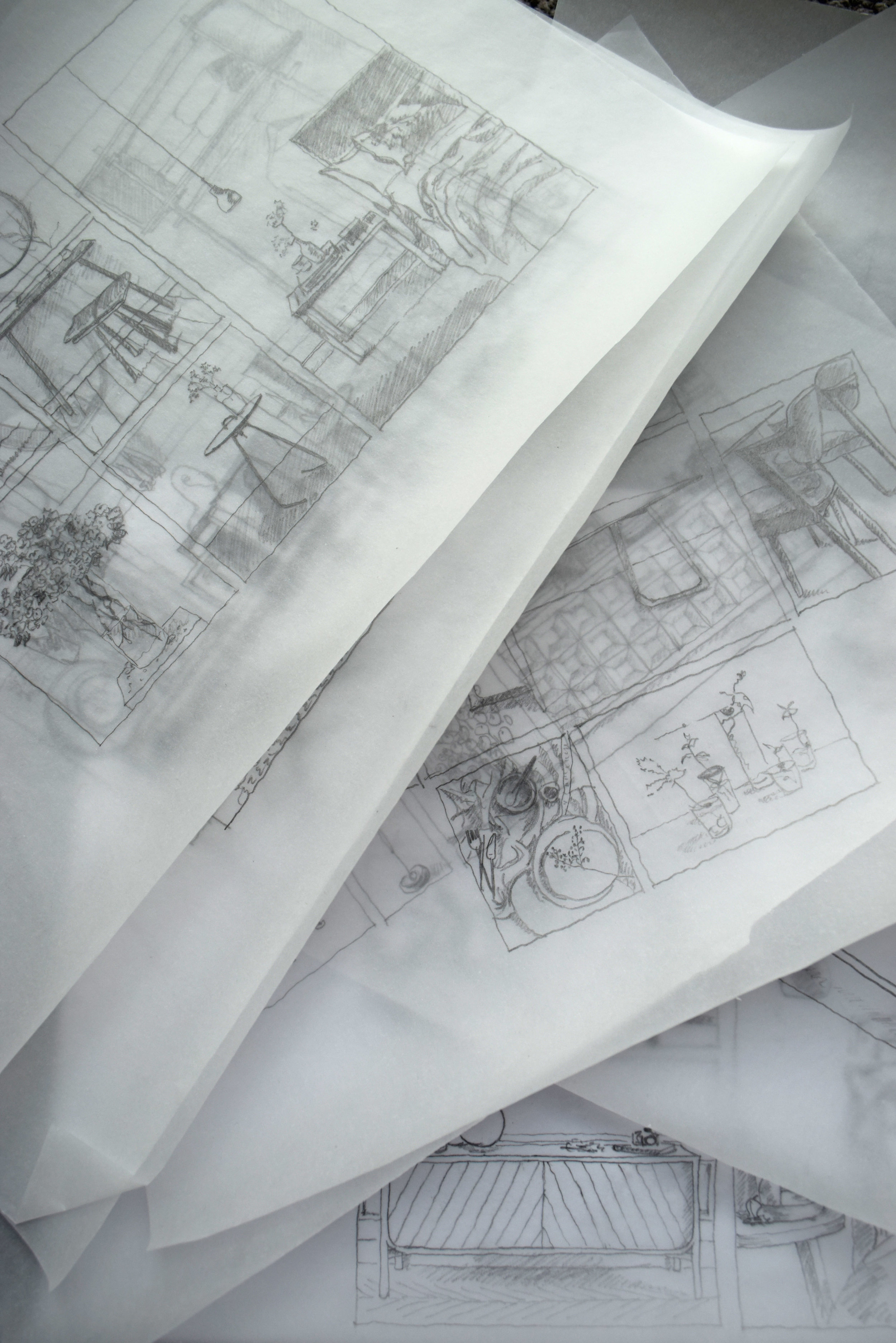 ©Detail Movement - Sketches 2