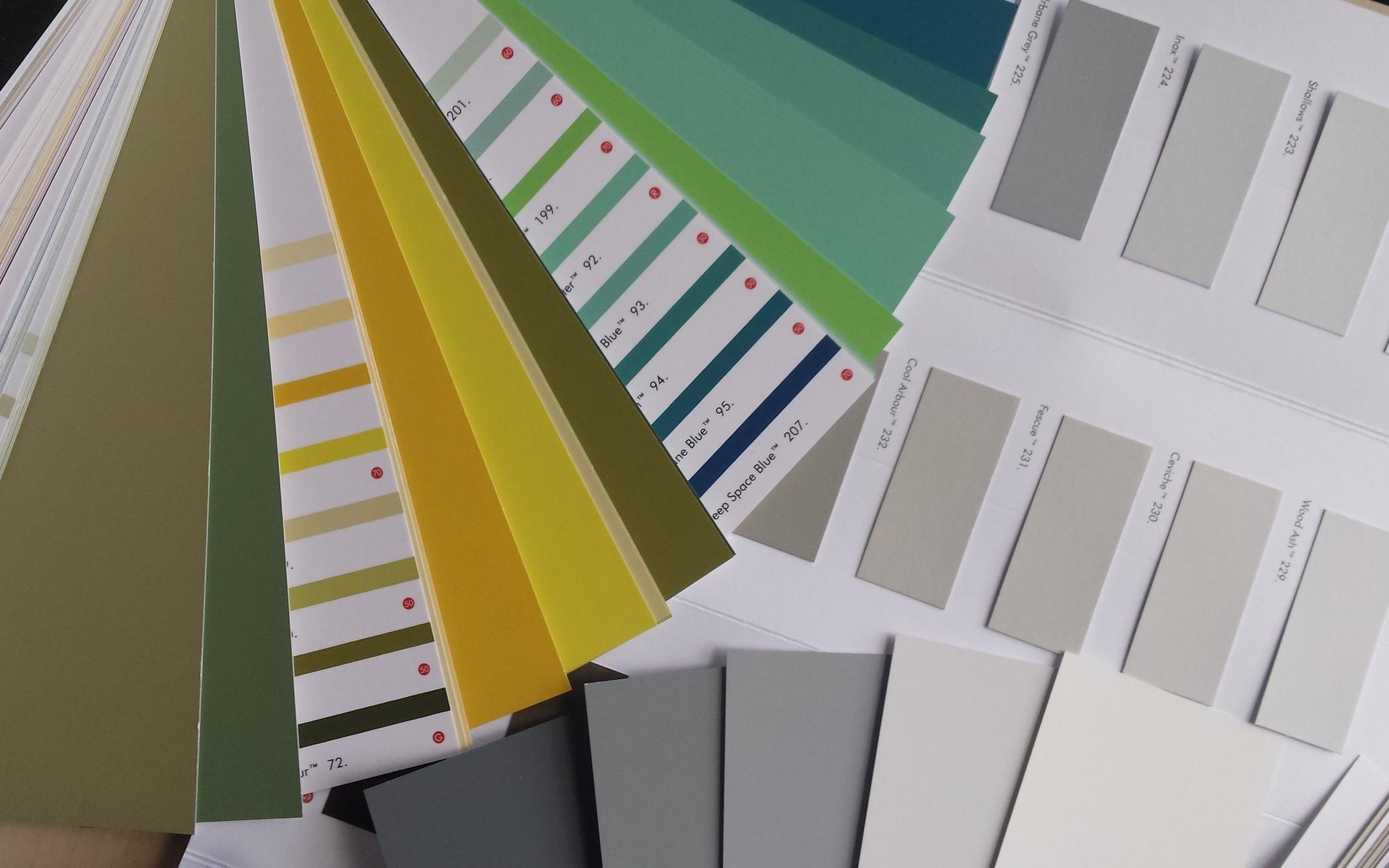 Colours ©Detail Movement