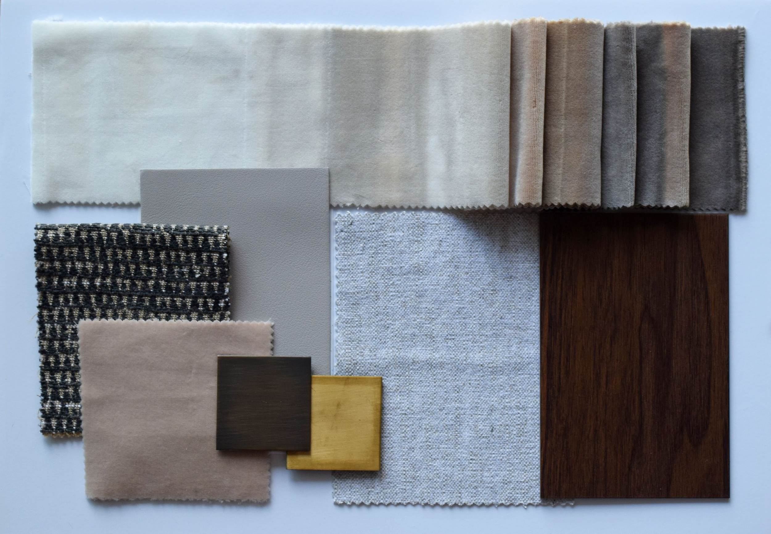 Fabrics ©Detail Movement