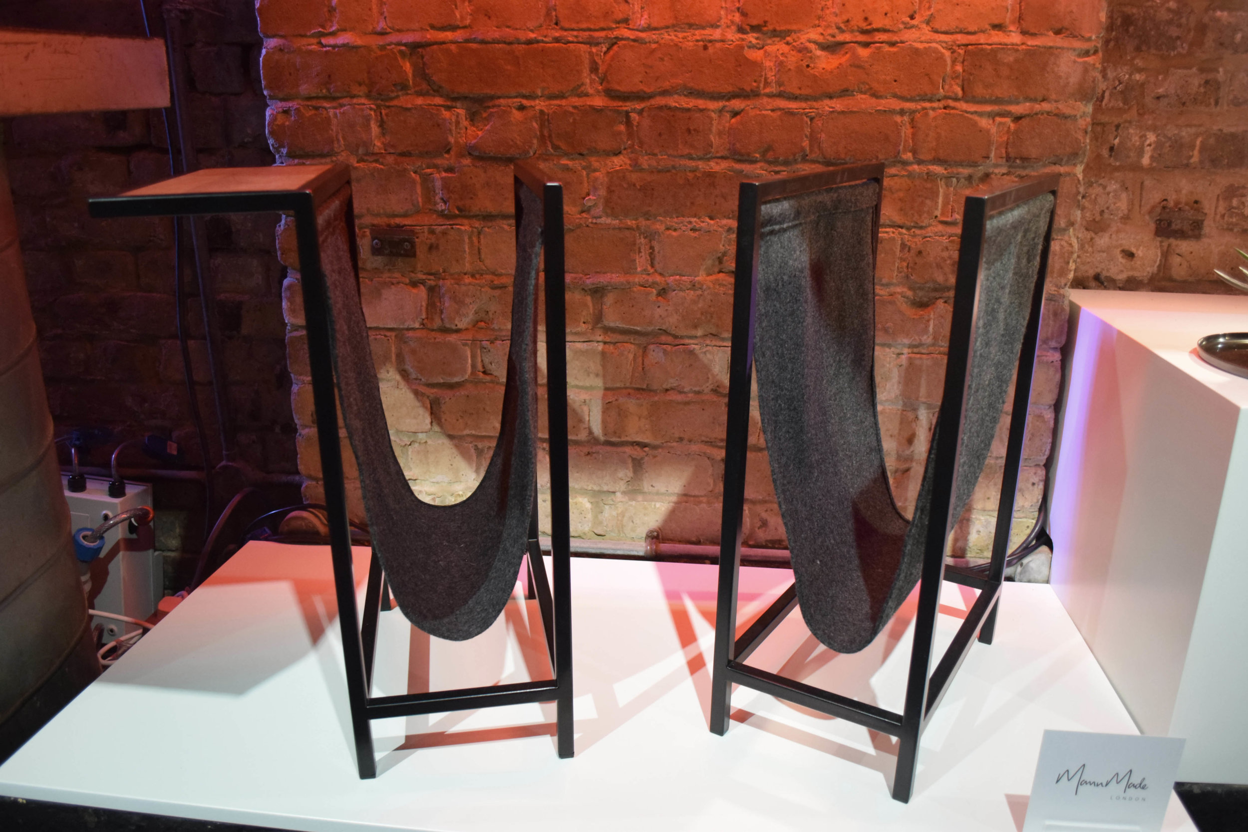 MannMade London sidetables ©Detail Movement
