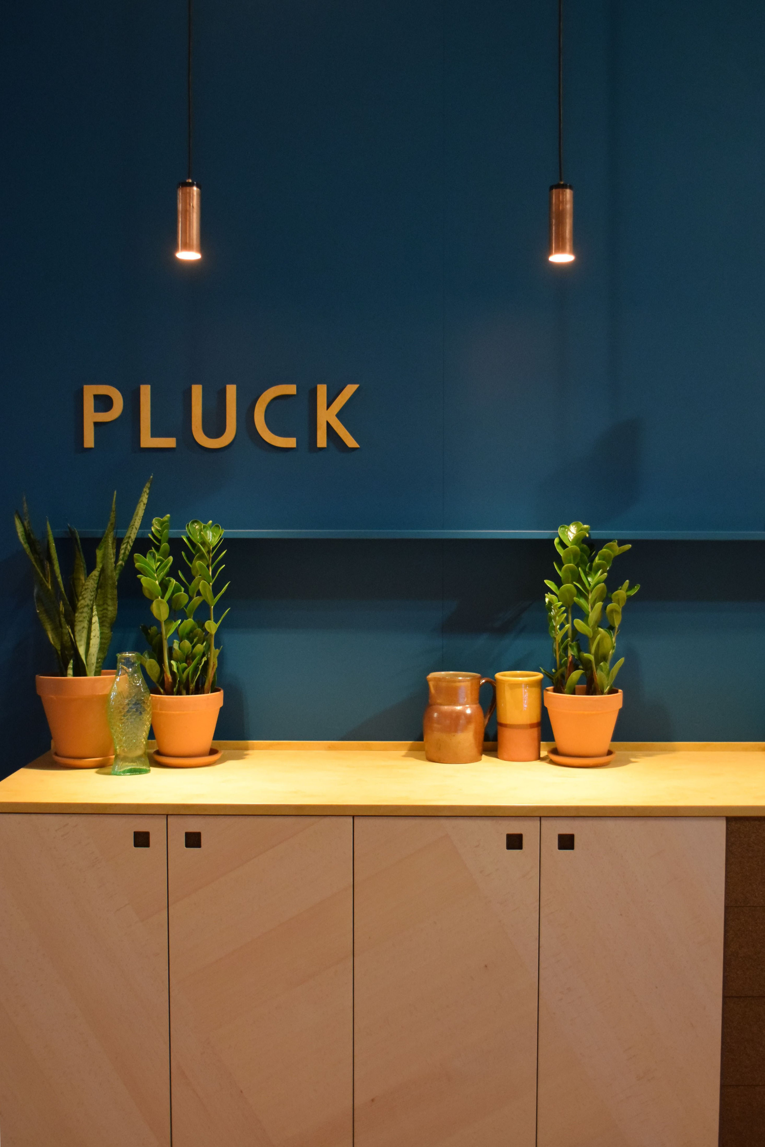 Pluck kitchens ©Detail Movement