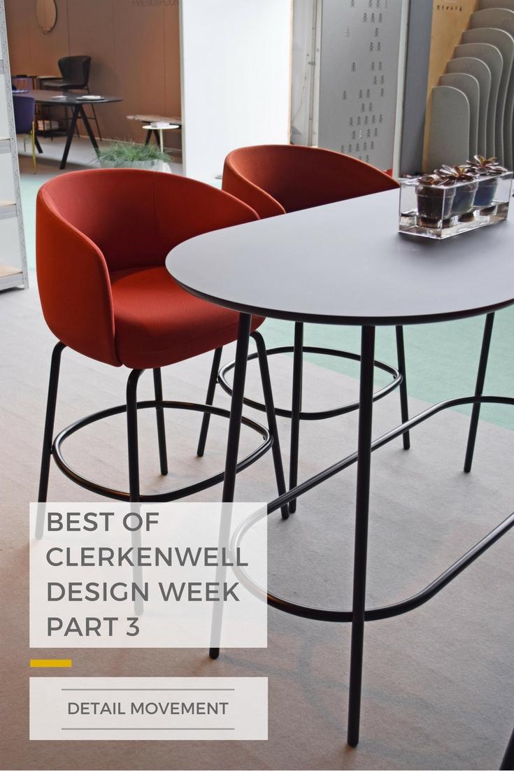 Best of Clerkenwell Design Week - Part 3 ©Detail Movement