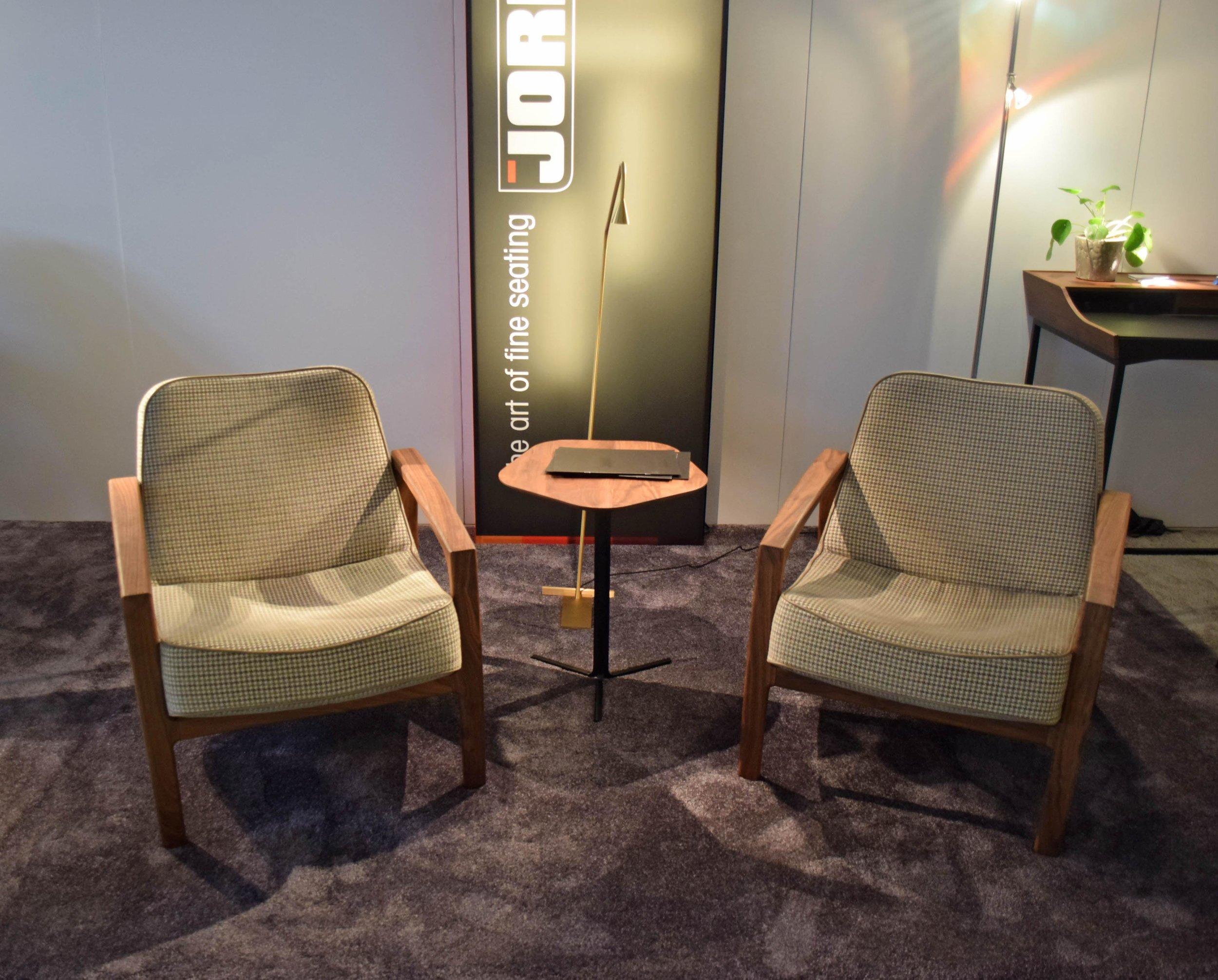 Lagom Chairs by Jori ©Detail Movement
