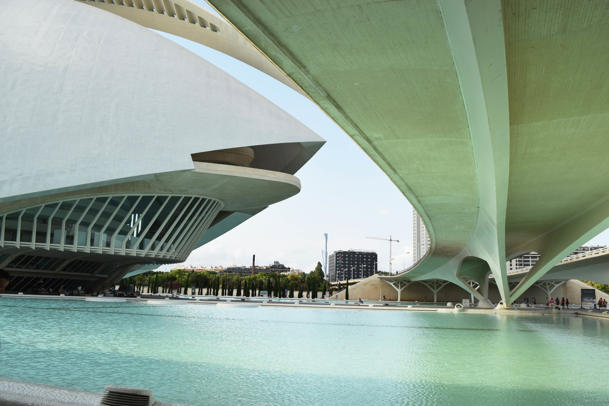 Art Museum City of Science Valencia 7 ©Detail Movement