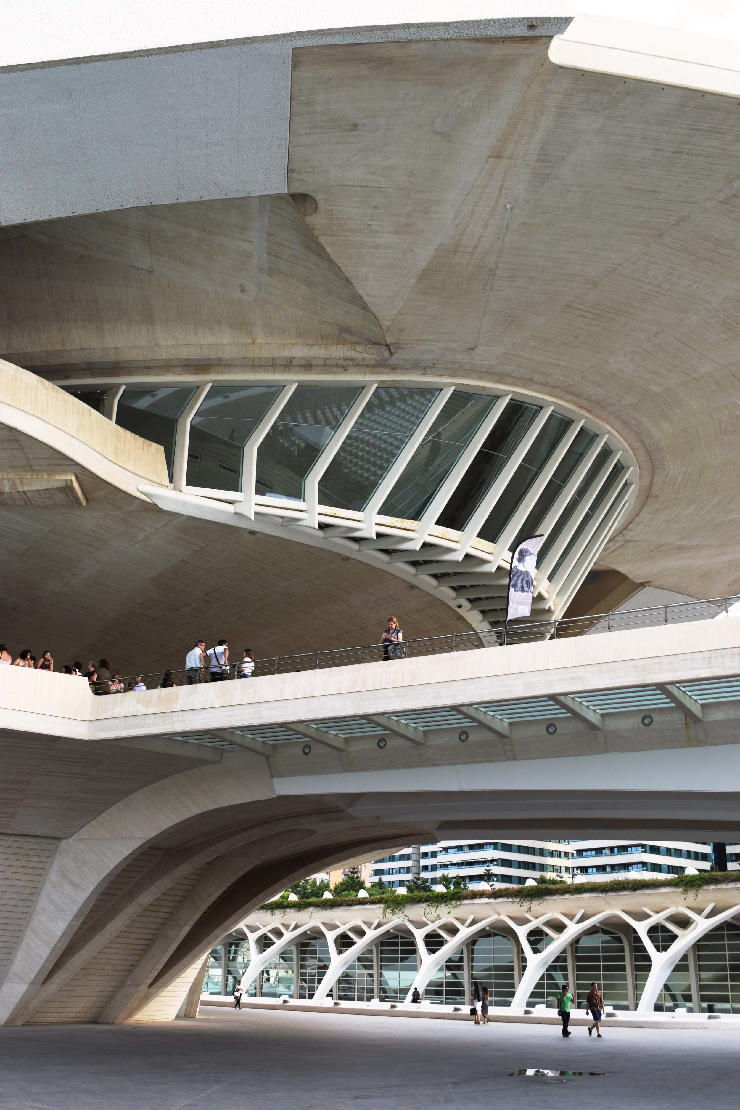 Art Museum City of Science Valencia 2 ©Detail Movement
