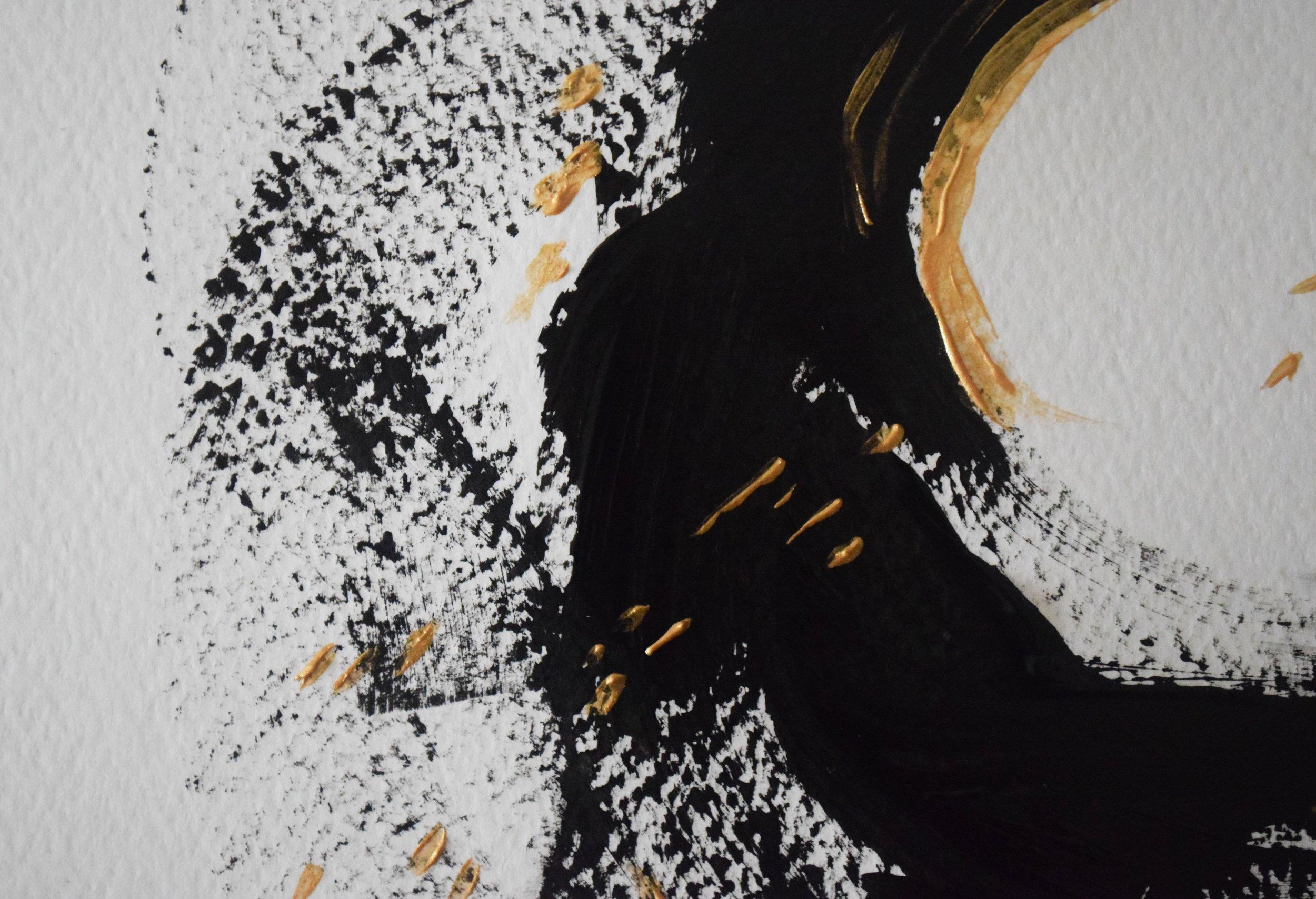 Abstract art detail 1 ©Detail Movement