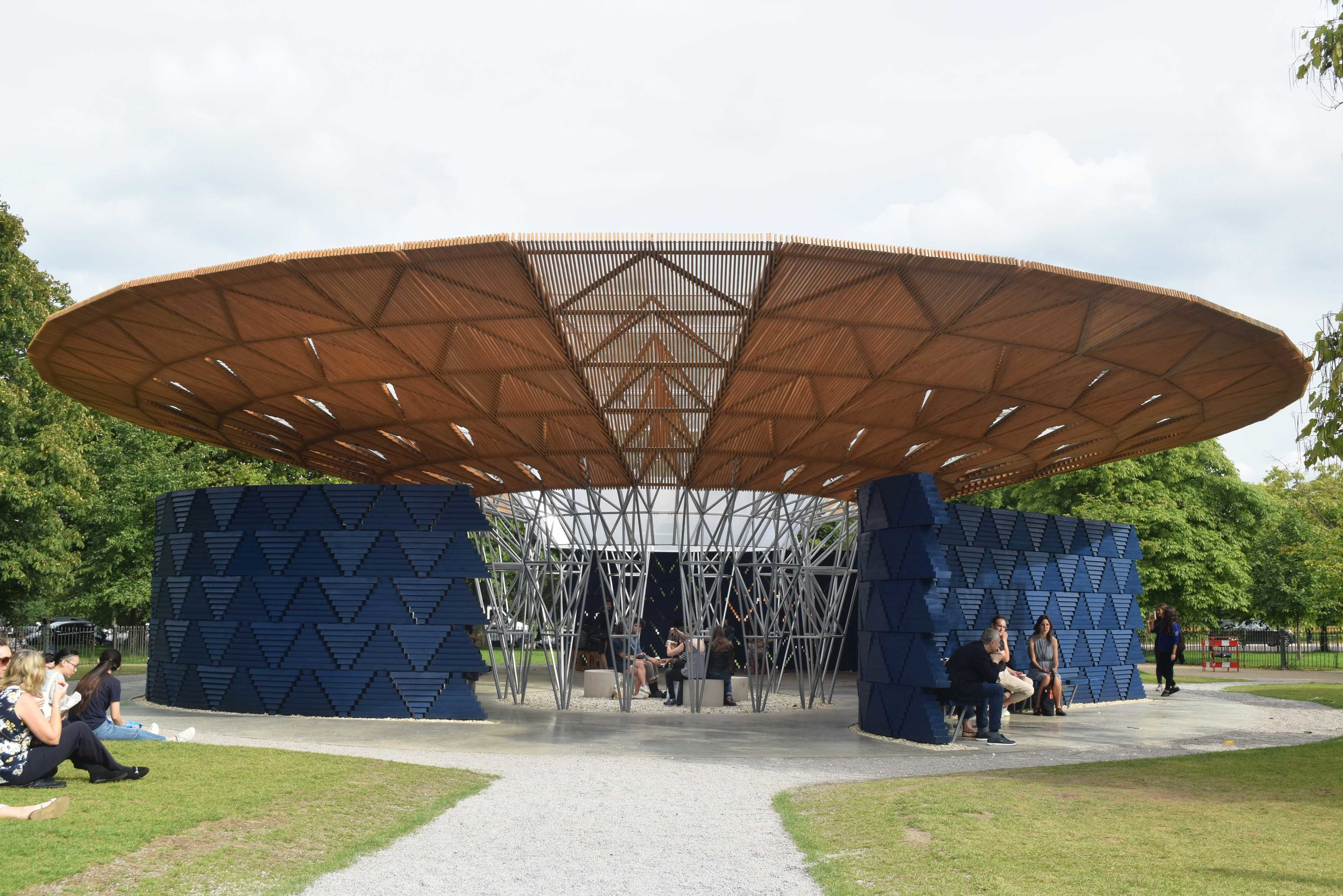 Serpentine Pavilion ©Detail Movement 3