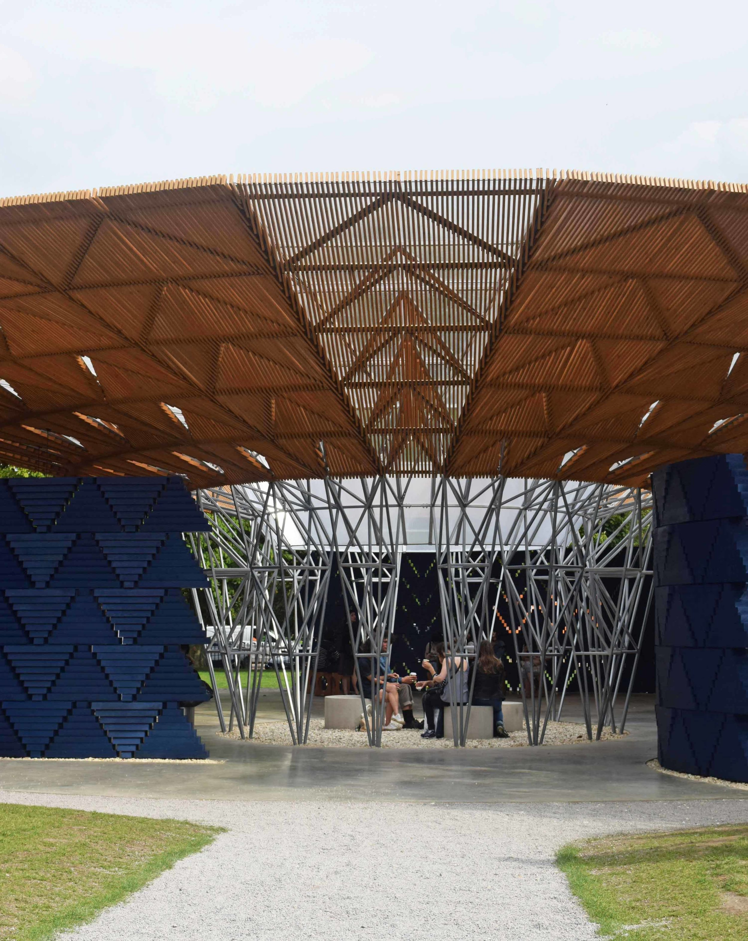 Serpentine Pavilion ©Detail Movement 2