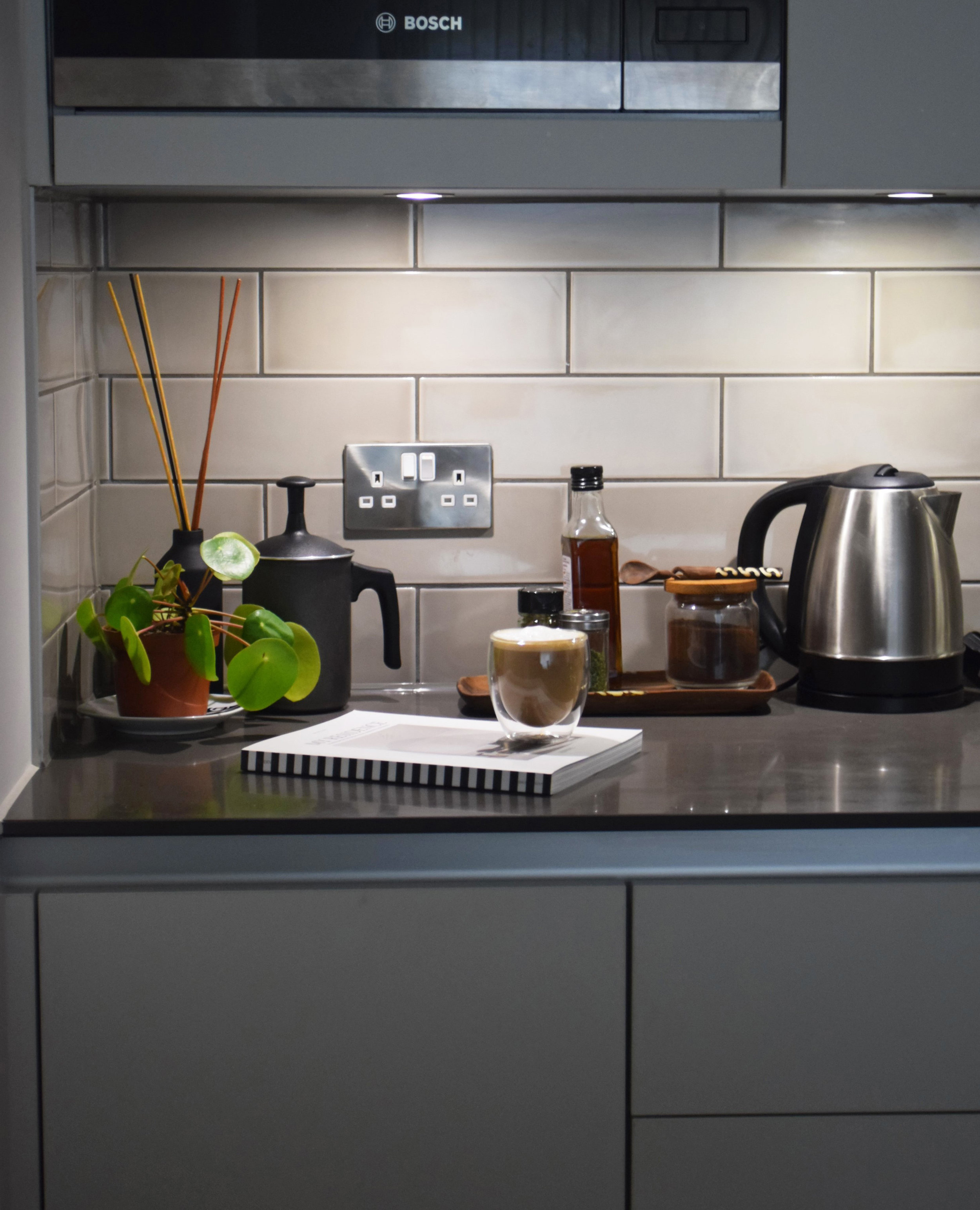 The 4 types of kitchen design ©Detail Movement