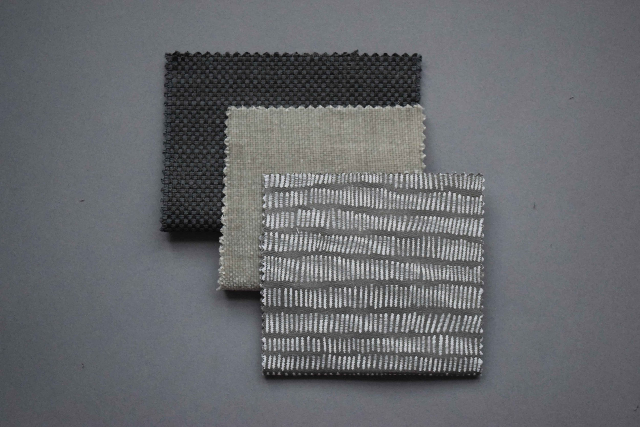 Fabric Selections - ©Detail Movement