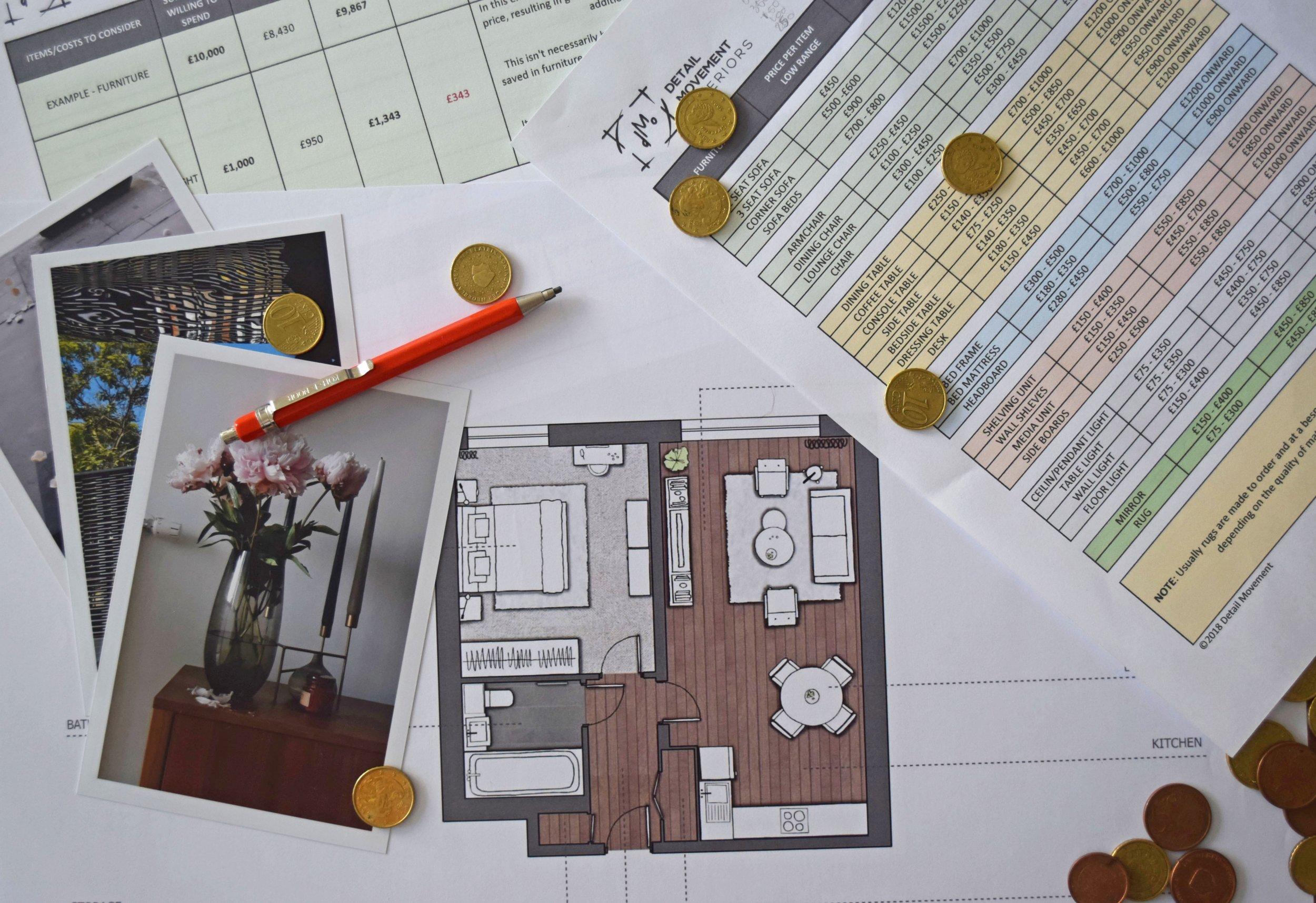 ©Detail Movement - Interiors Budget