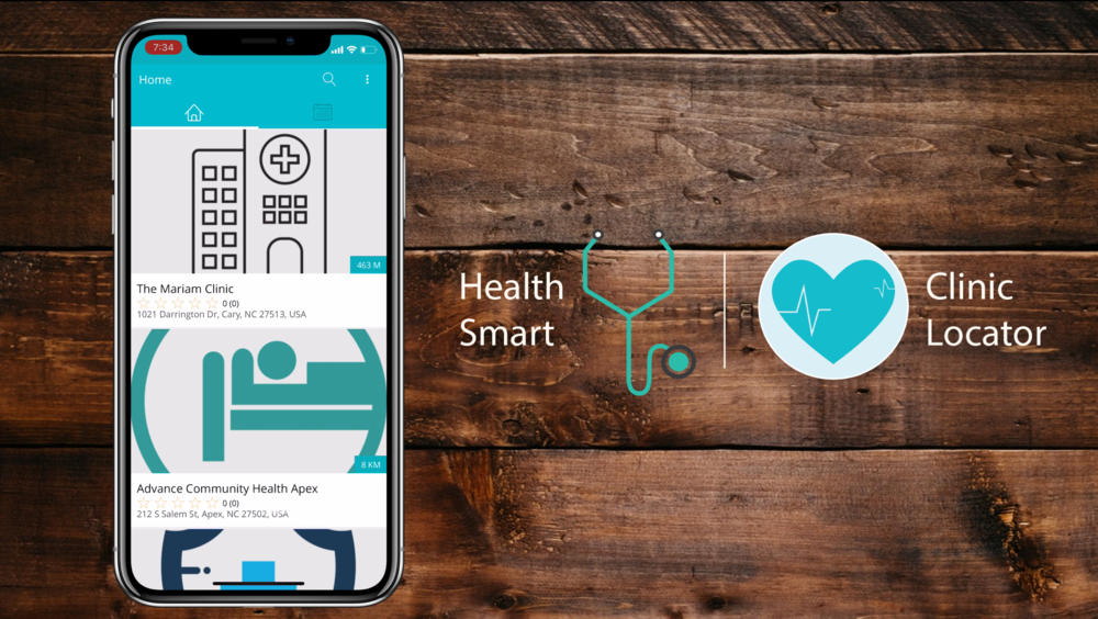 Clinic Locator — Health Smart Technologies