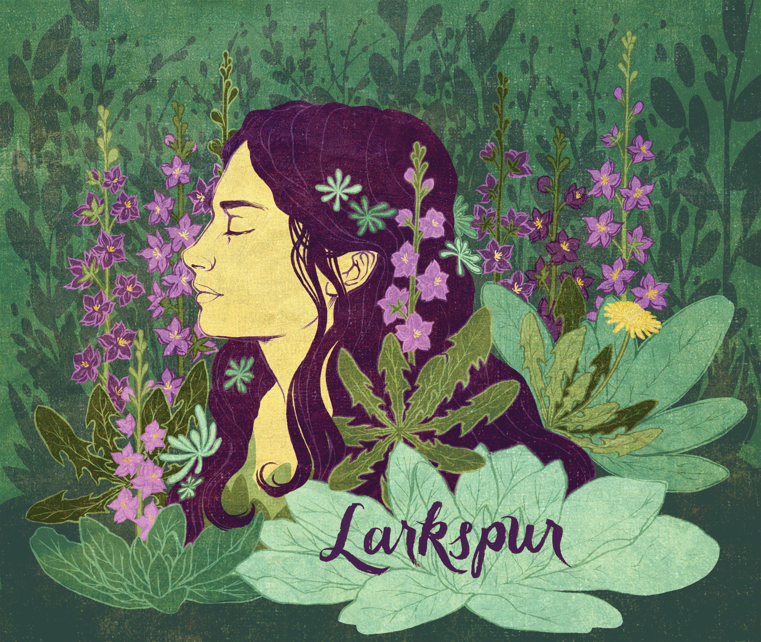 Larkspur Album
