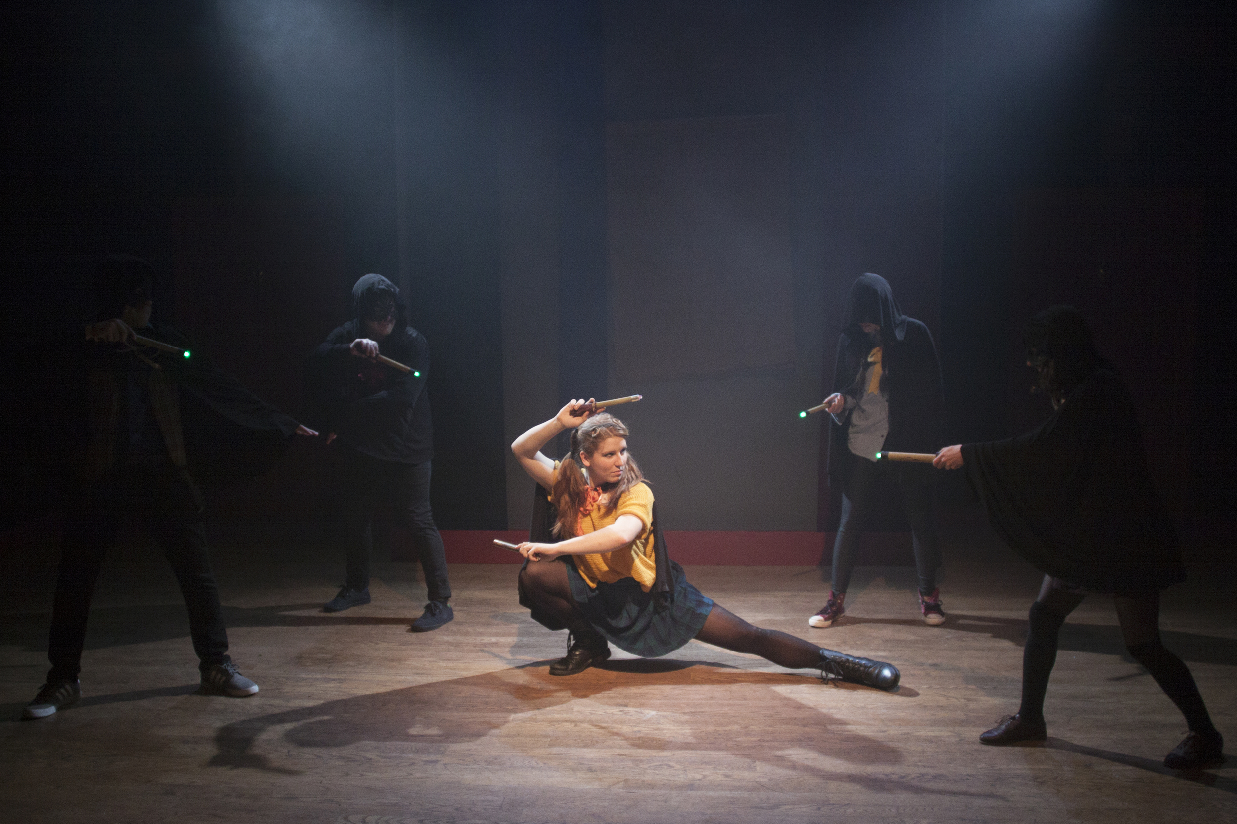 IMG_3470 - PUFFS - Leanne (Andy Miller) fights evil (The Company)-Photo by Lloyd Mulvey.jpg