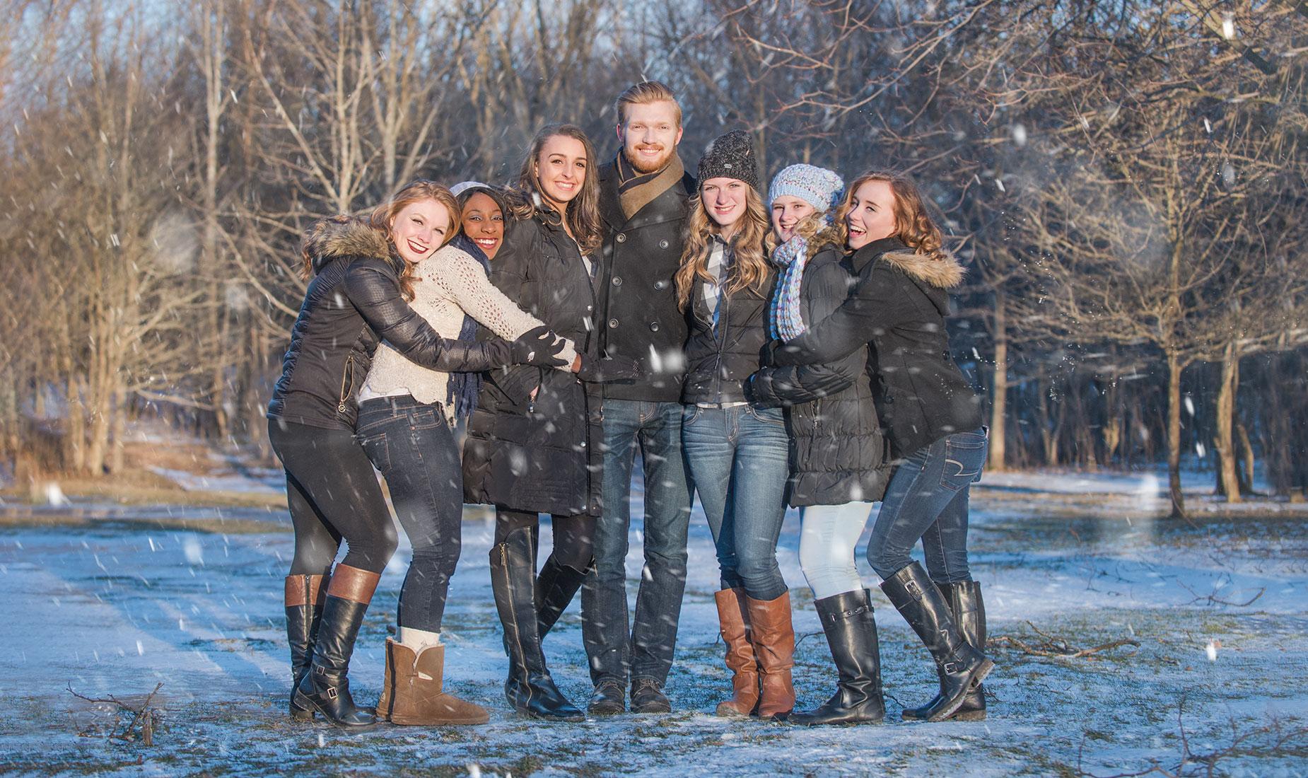 Eve Taverne Photography Senior Model Team 2018