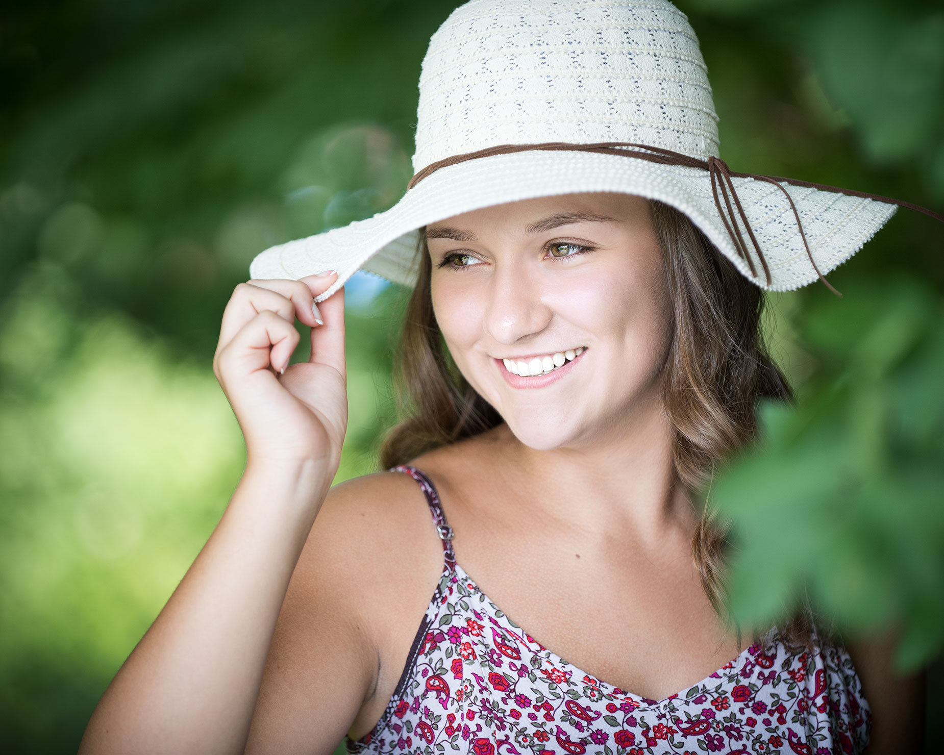 Utica High School Senior Photographer