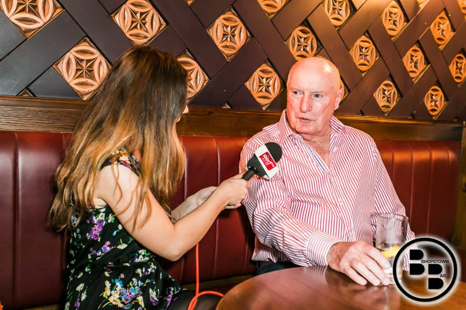 RAY MEAGHER / ALF STEWART