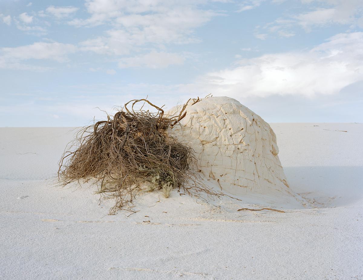 White Sands Mound