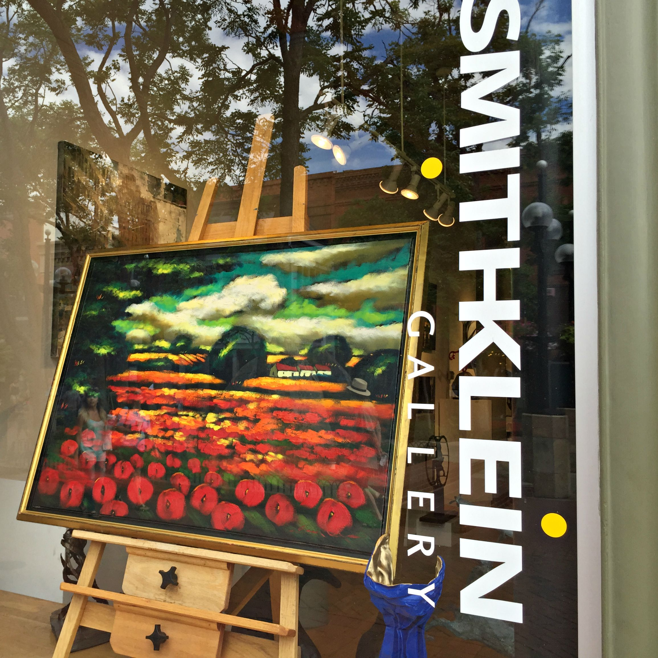 Smith Klein Gallery  116 Pearl St. Boulder, CO 80302