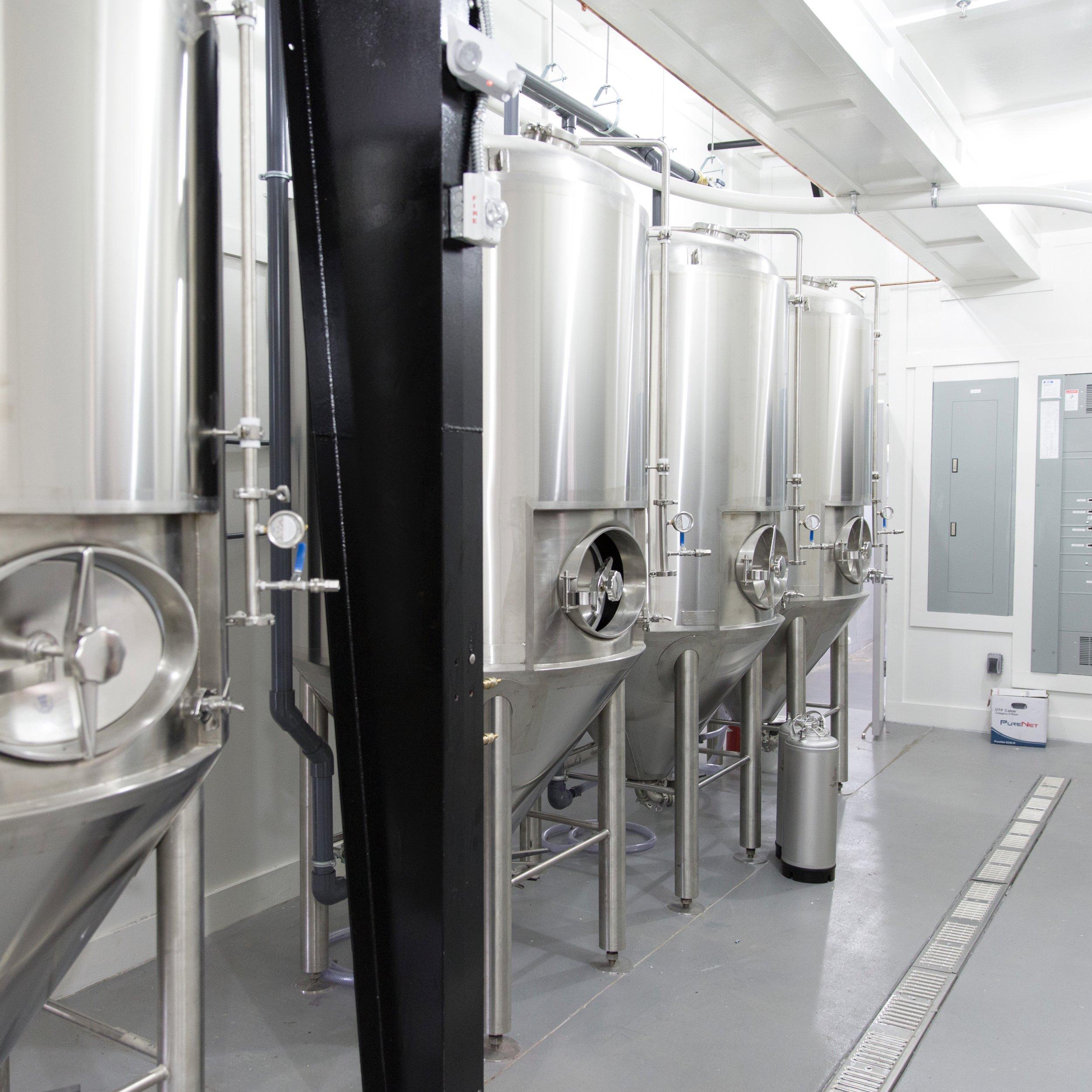 beer tanks edmunds oast