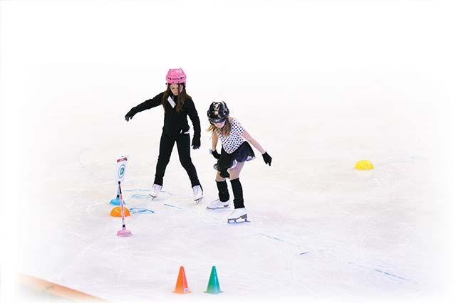 Ice Skating ChildrencI