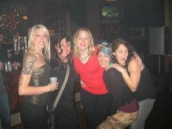 My last visit - NYE 2012 Celebration at Ouzos in Kalamazoo