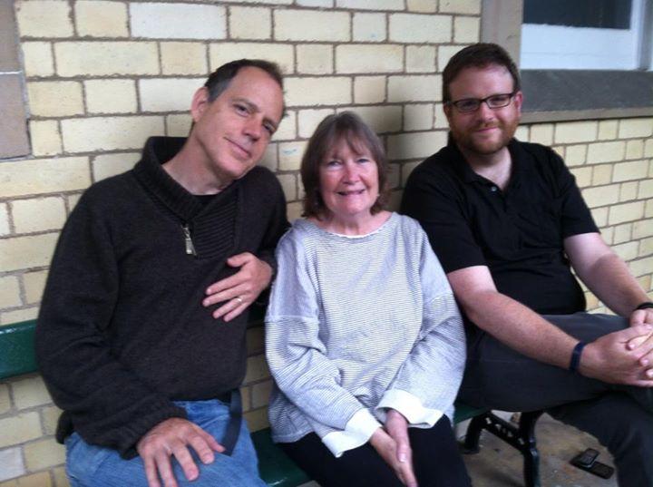 David Wilcox, Karen Moore, and Gareth Higgins