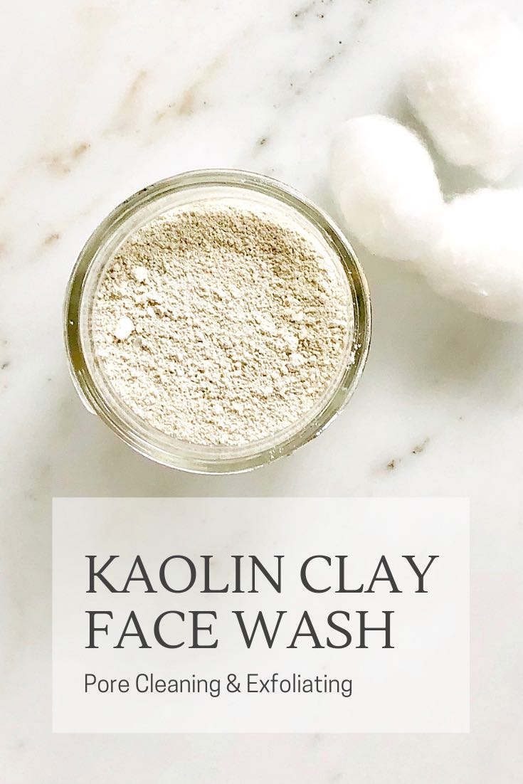 CLAY FACE WASH