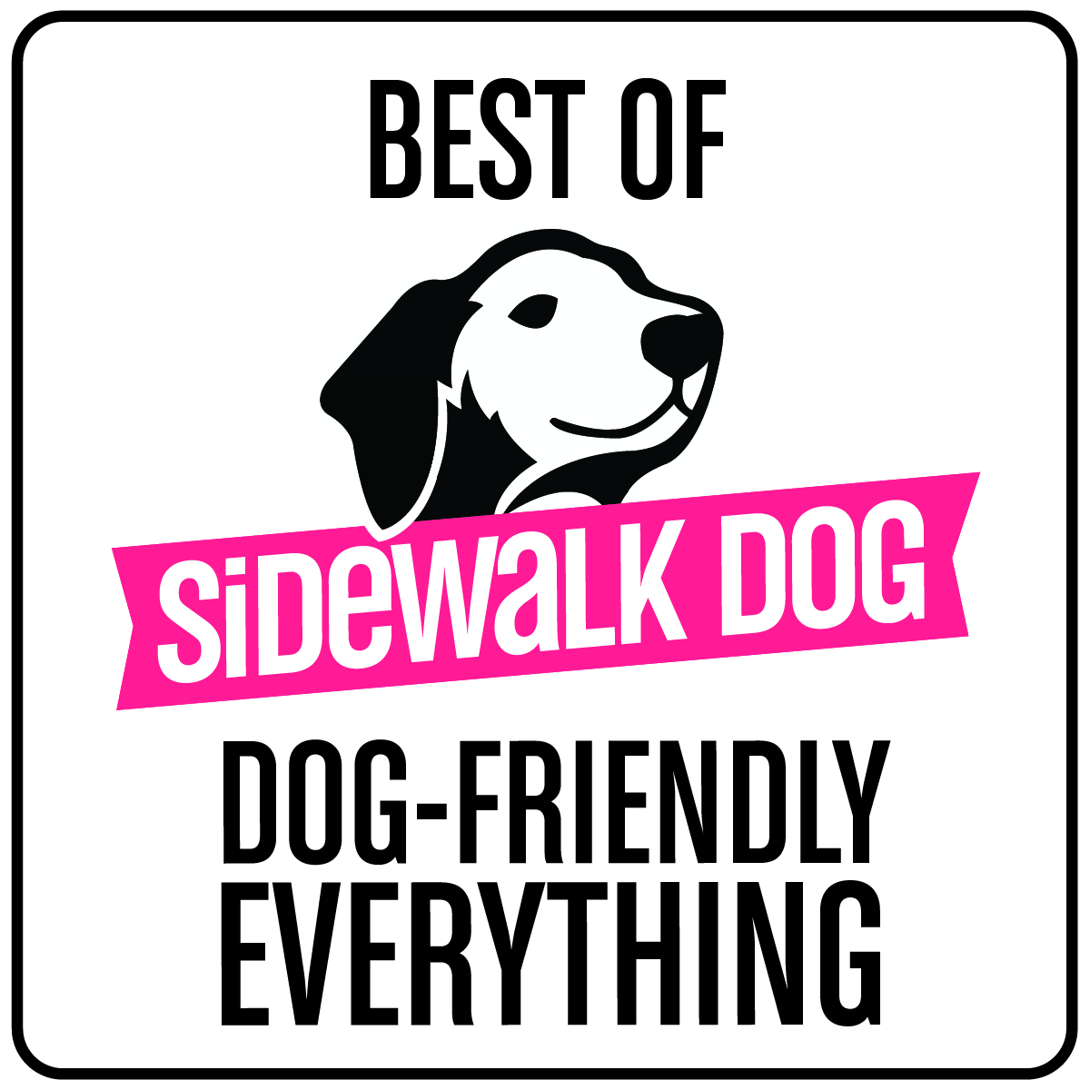 We are so honored that all of our fur friends voted us best dog friendly coffee shop! -