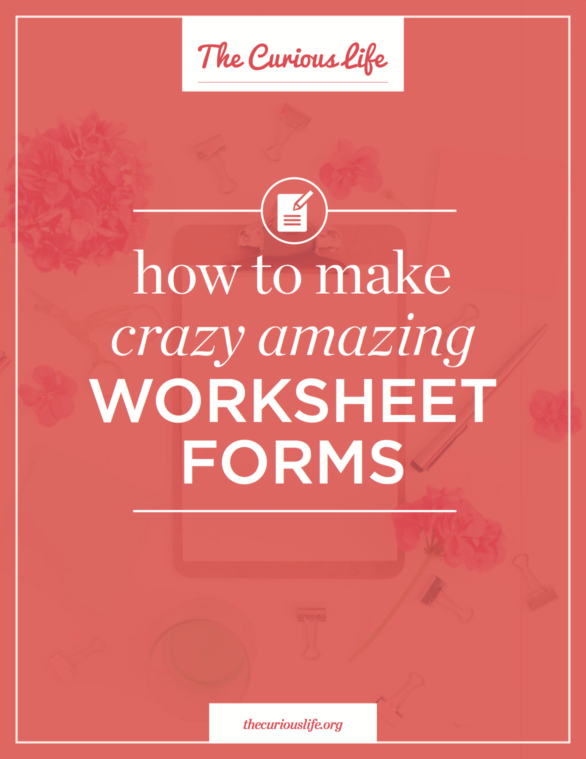 How to make editable worksheets