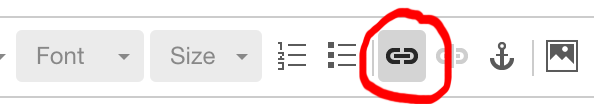 Mailchimp link files content upgrades