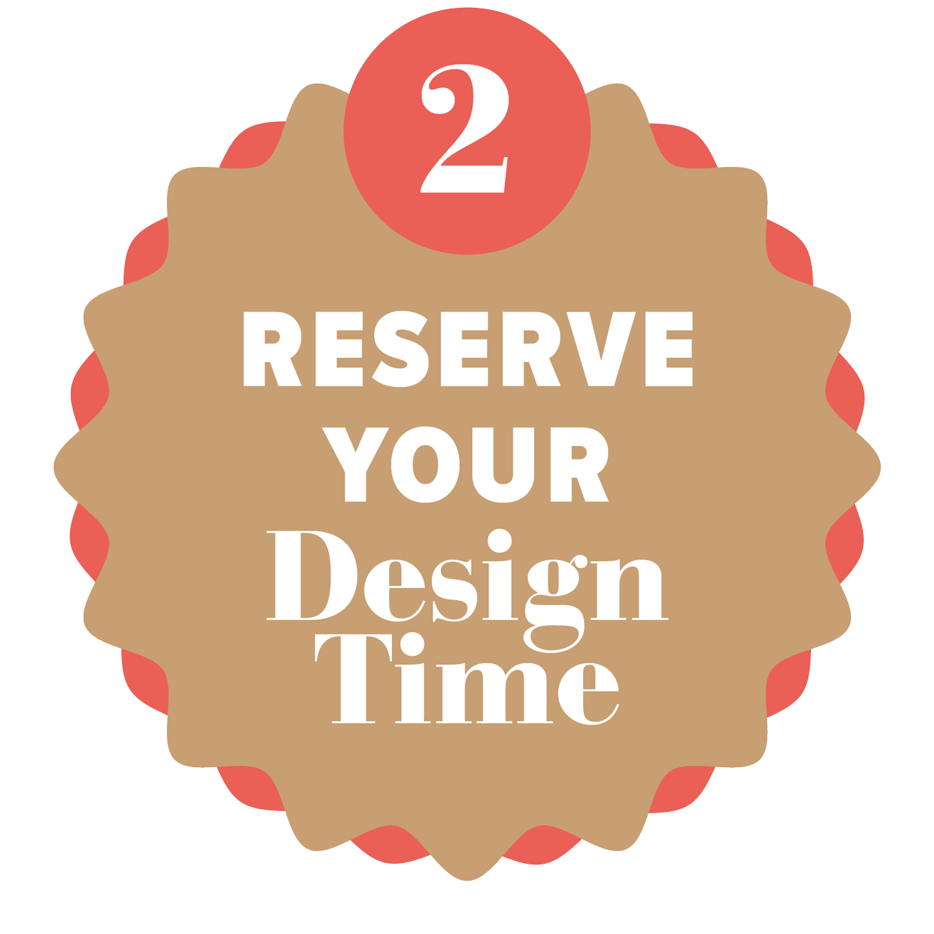 Reserve your website design week