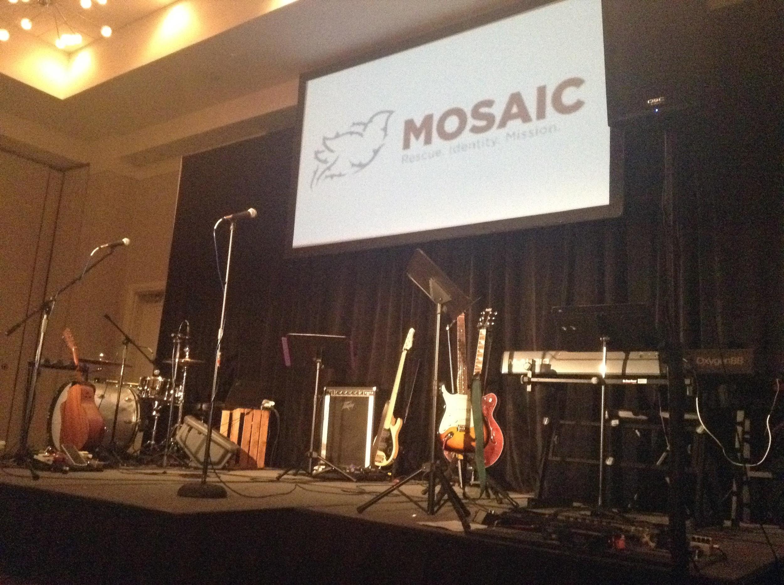 Mosaic Church's Walt Disney World Campus